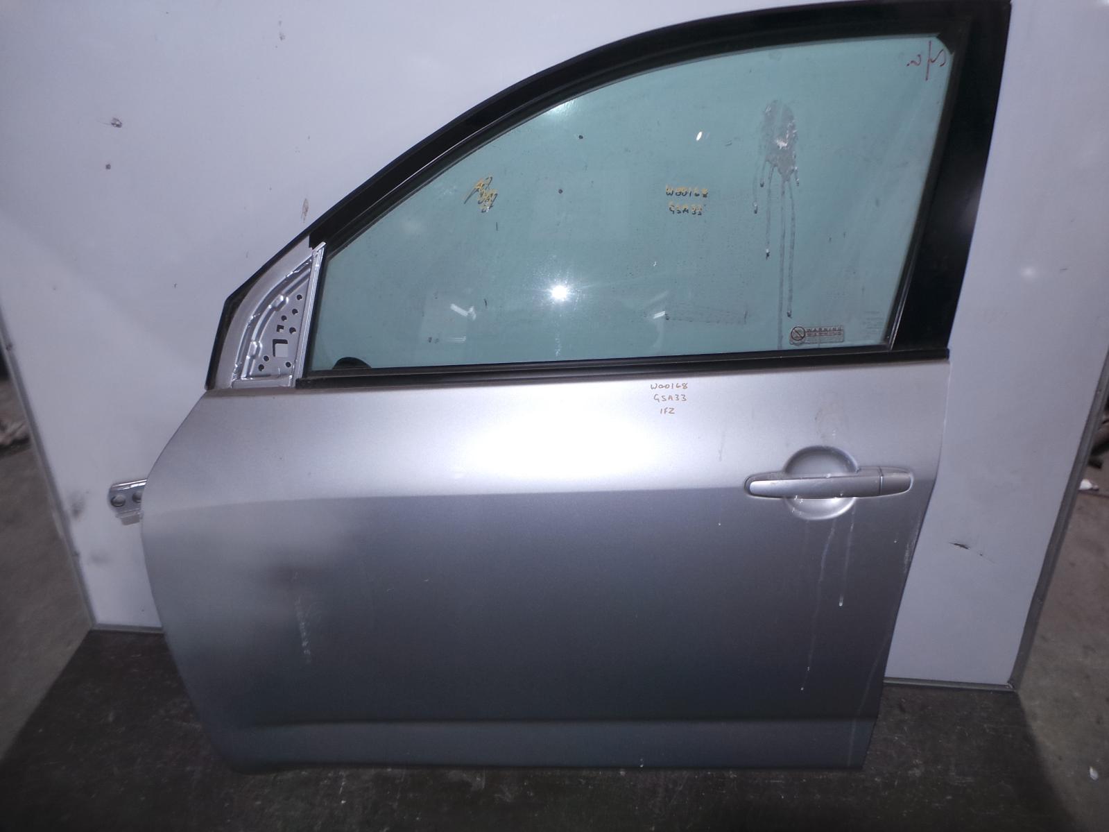 TOYOTA RAV4, Left Front Door, ACA33, 11/05-12/12