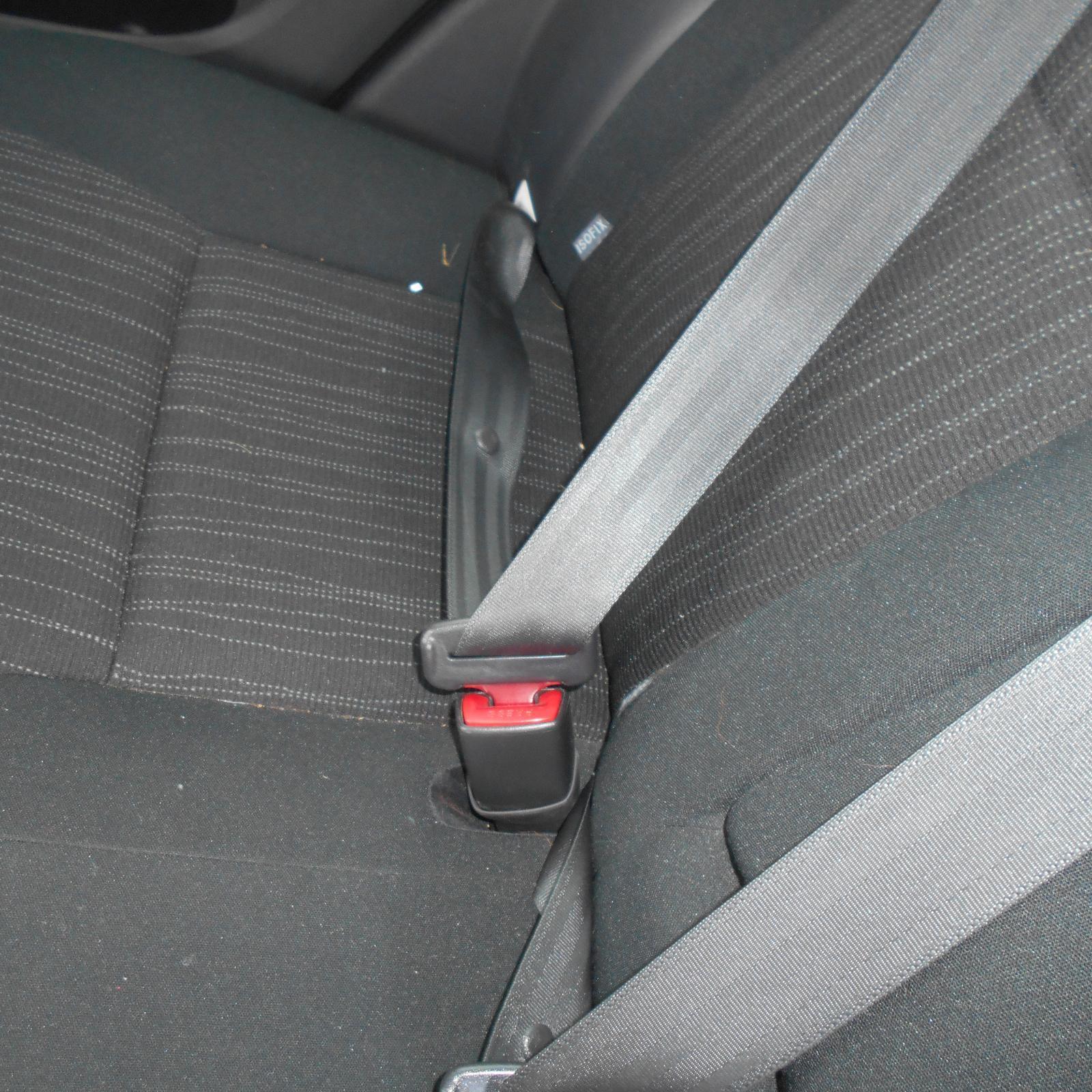 TOYOTA COROLLA, Seatbelt/Stalk, RH REAR, SEAT BELT STALK ONLY, ZRE152R, HATCH, 03/07-09/12