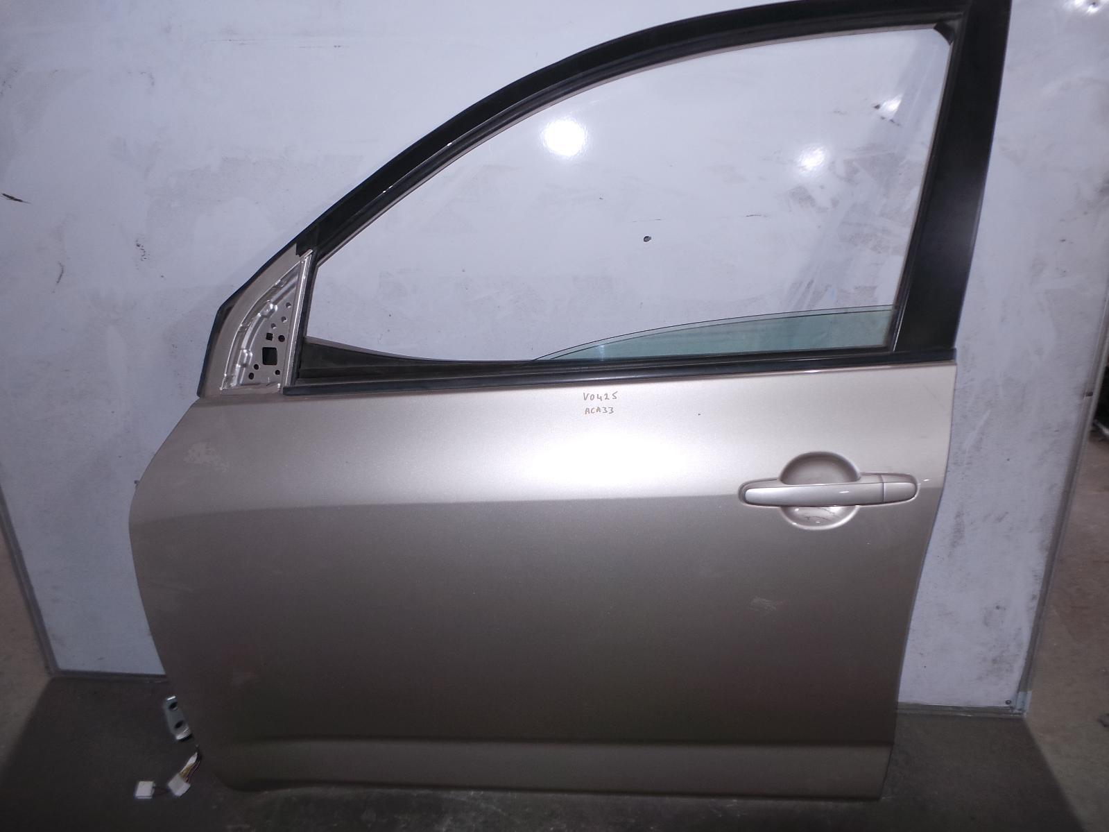 TOYOTA RAV4, Left Front Door, ACA33, 11/05-12/12
