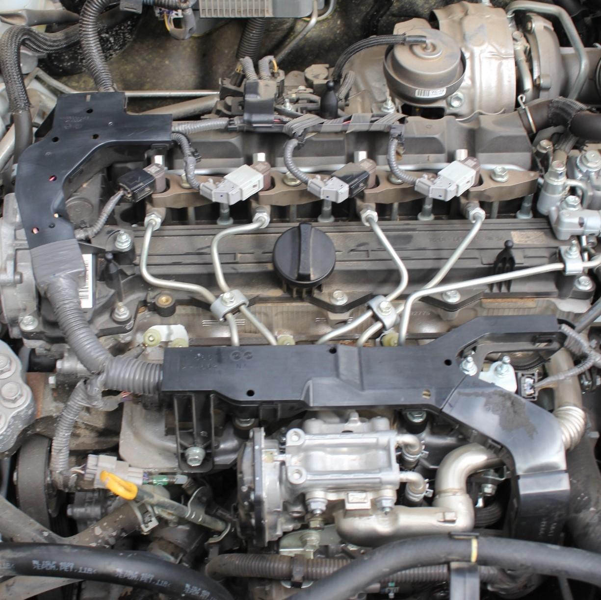 TOYOTA RAV4, Engine, DIESEL, 2.2, 2AD-FTV, TURBO, ALA49R, 02/13-