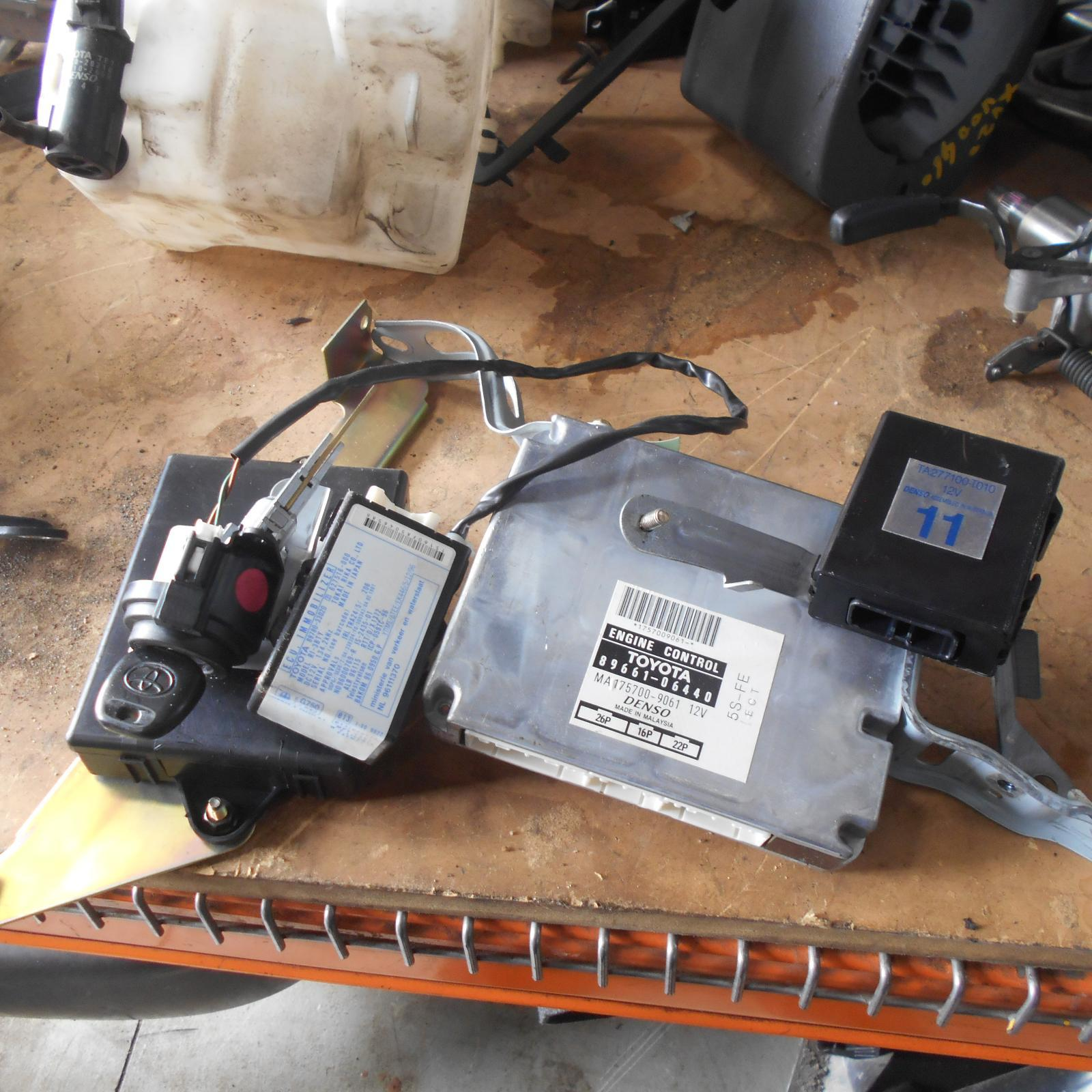 TOYOTA CAMRY, Ecu, ENGINE ECU, SK20, 2.2, 5S-FE, ECU ONLY, 08/97-08/02