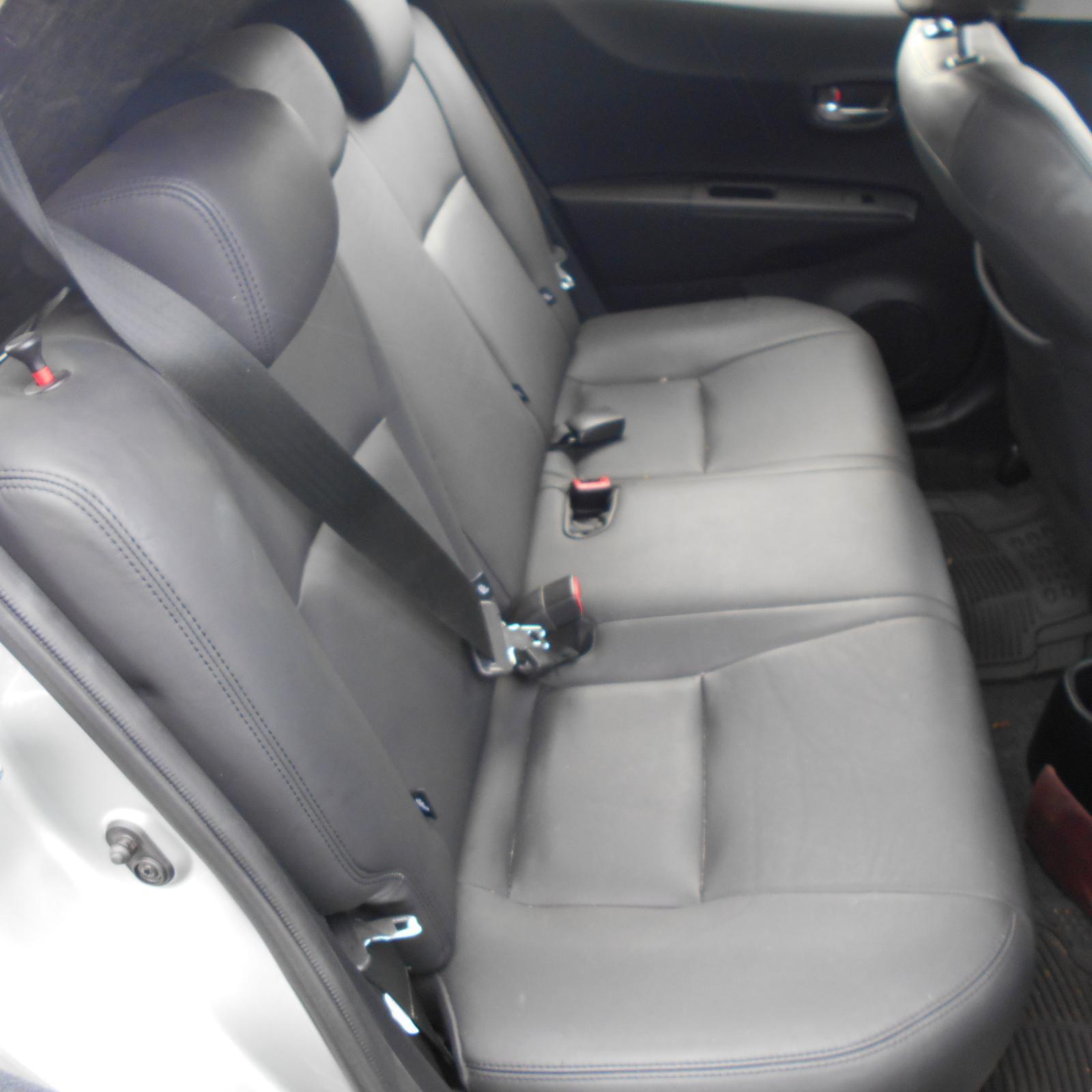 TOYOTA YARIS, 2nd Seat (Rear Seat), CLOTH, YR/YRS/YRX, NCP13#, 11/11-06/14