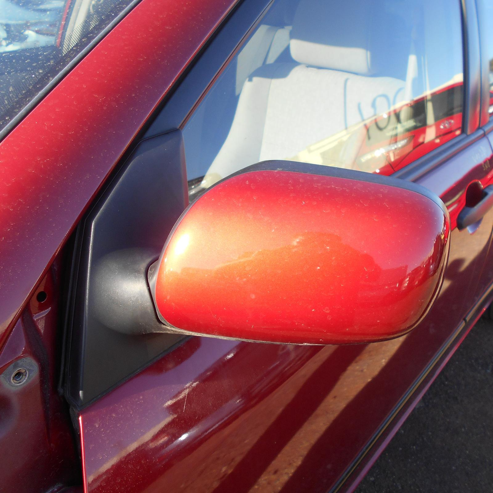 TOYOTA COROLLA, Left Door Mirror, ZZE122 (SOUTH AFRICA-VIN AHT), POWER, 03/03-08/04