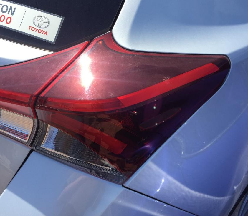 TOYOTA COROLLA, Right Taillight, ZRE182R, HATCH, 03/15-