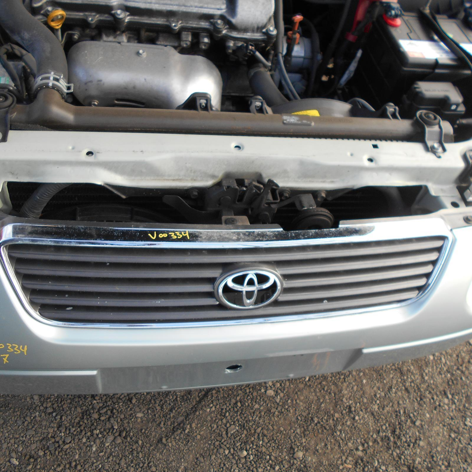 TOYOTA CAMRY, Grille, RADIATOR GRILLE, SK20, GREY/CHROME, VIENTA, 08/97-09/00