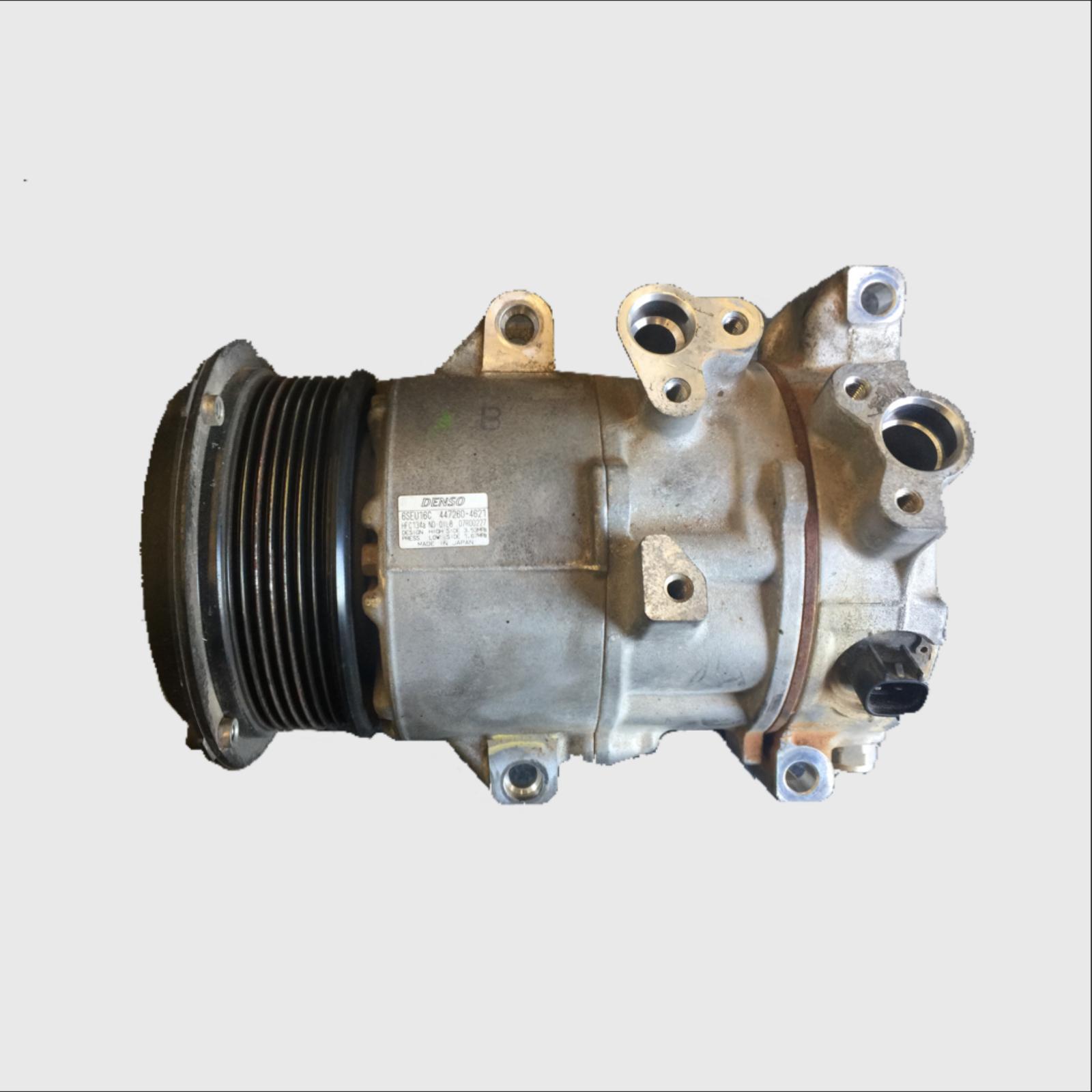 TOYOTA AVENSIS, A/C Compressor, 2.4, 2AZ-FE, ACM21R, 12/03-12/10