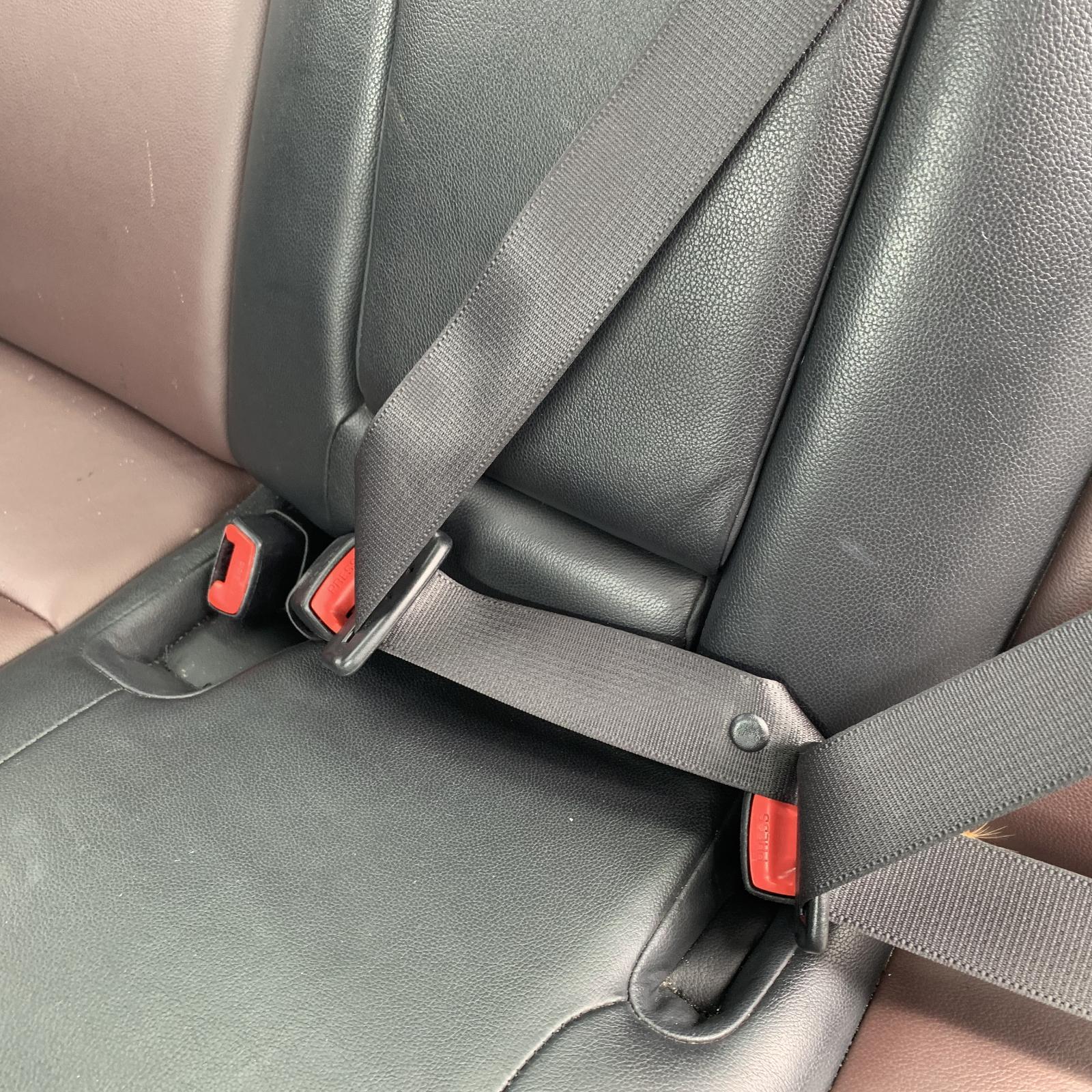 TOYOTA AURION, Seatbelt/Stalk, CENTRE REAR, SEAT BELT STALK ONLY, GSV50R, 02/12-08/17