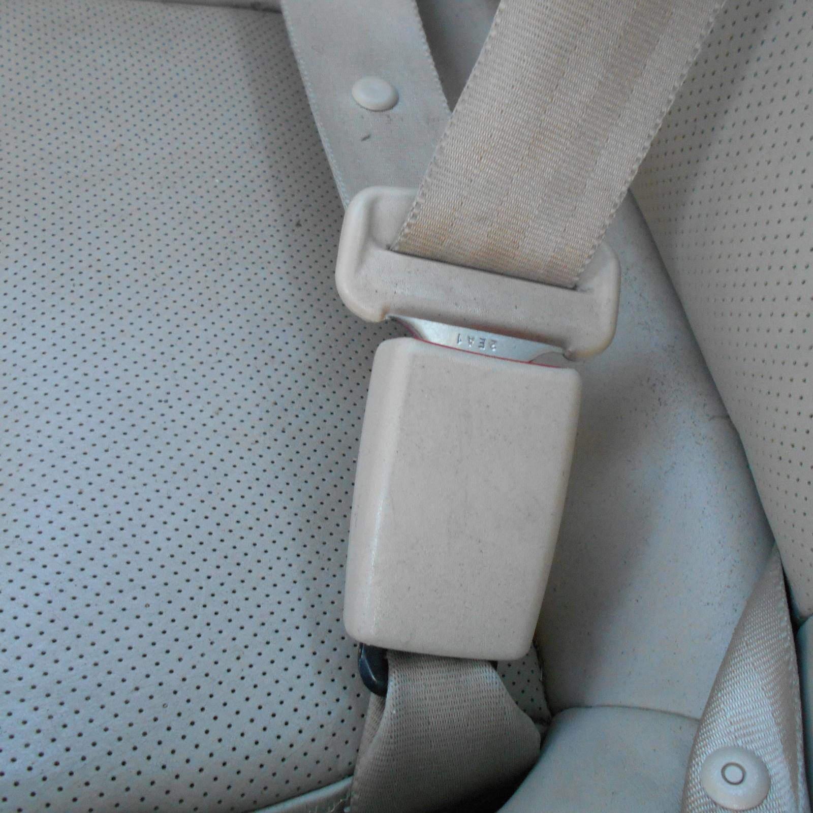 LEXUS IS200/IS300, Seatbelt/Stalk, RH REAR, SEAT BELT STALK ONLY, 03/99-10/05