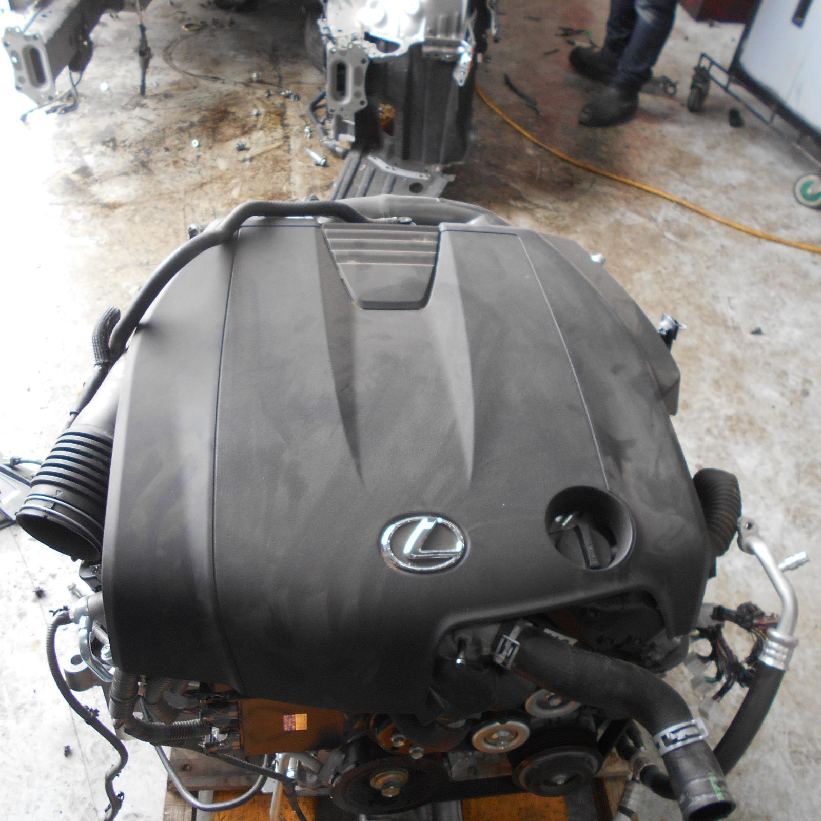 LEXUS IS SERIES, Engine, IS250, PETROL, 2.5, 4GR-FSE, GSE30R, 04/13-08/15