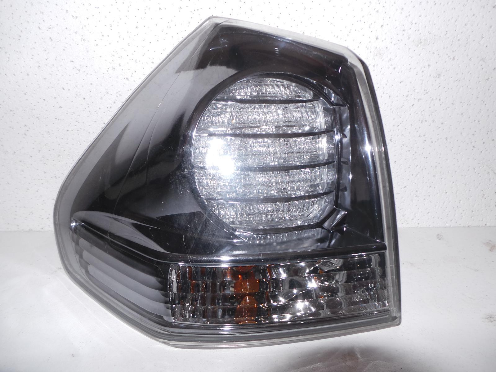 LEXUS RX350, Left Taillight, RX400H, MHU3#, IN BODY, 03/06-02/09