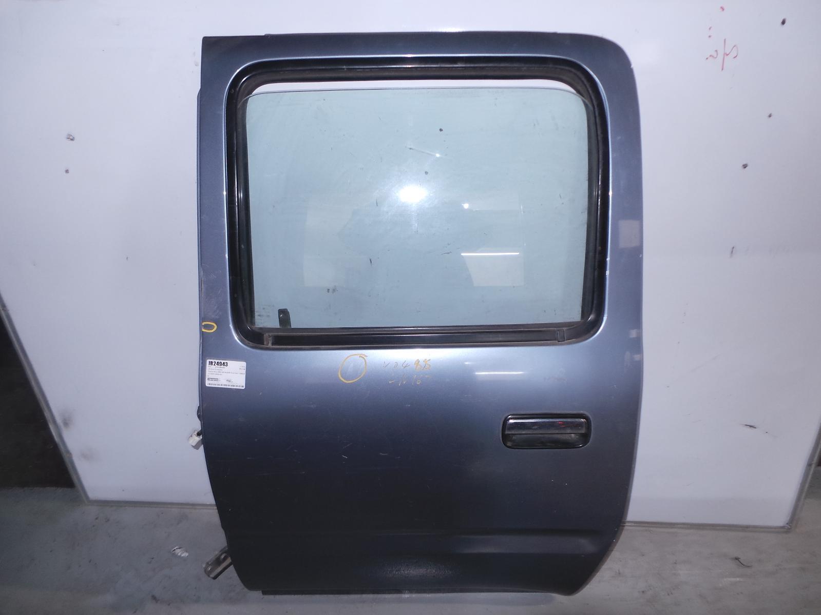 TOYOTA HILUX, Left Rear Door/Sliding, DUAL CAB, 09/97-03/05