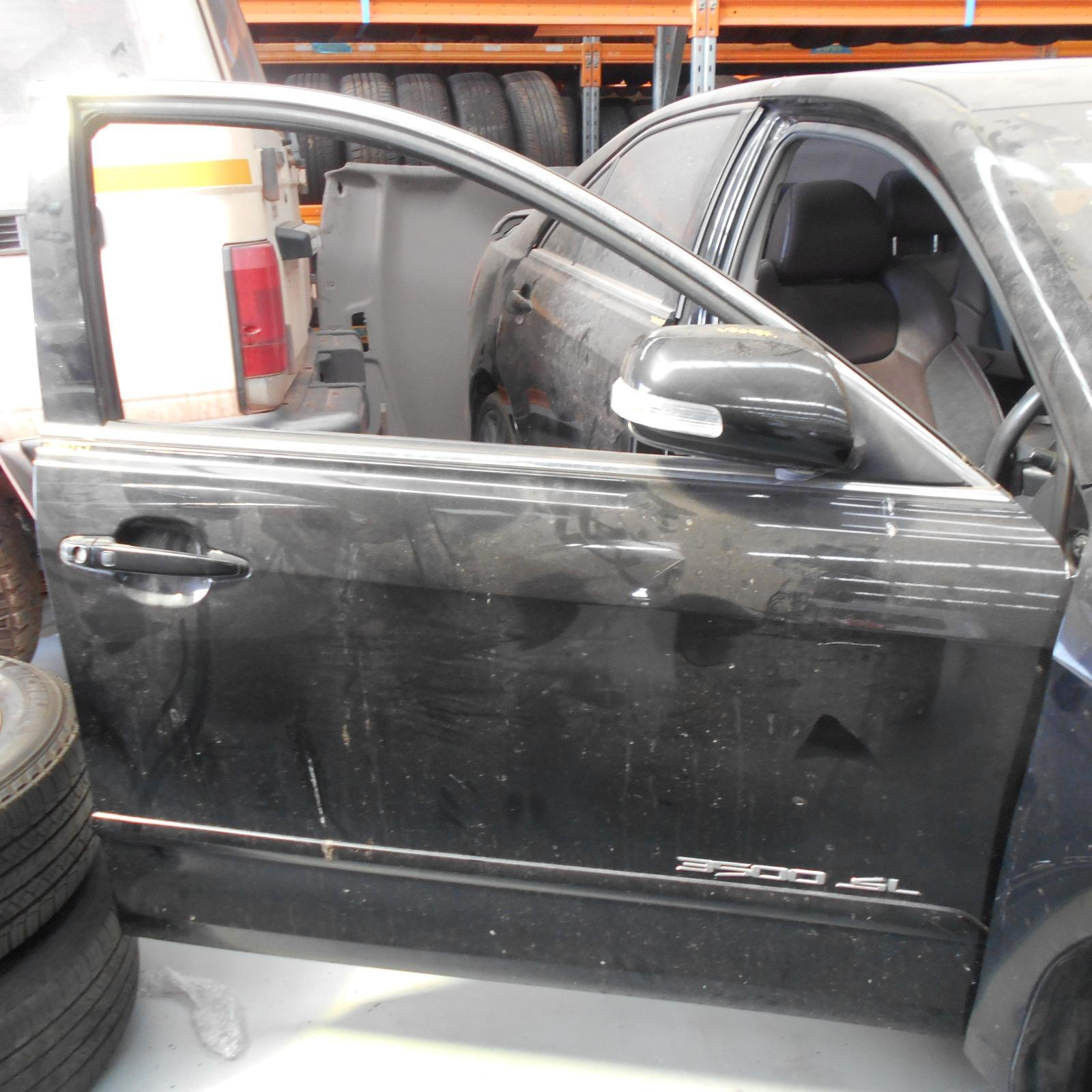 TOYOTA AURION, Right Front Door, GSV40R, W/ MOULD TYPE, 10/06-08/09