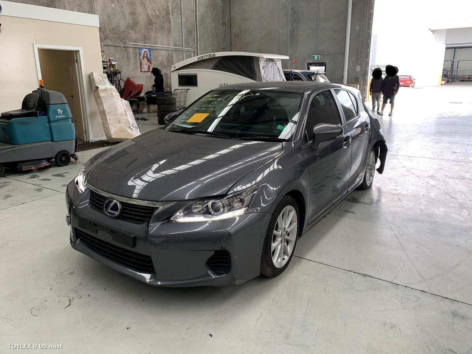 Lexus CT200H ZWA10R Luxury 2ZR-FXE 1.8L Engine Automatic FWD Transmission 12/10 - Current