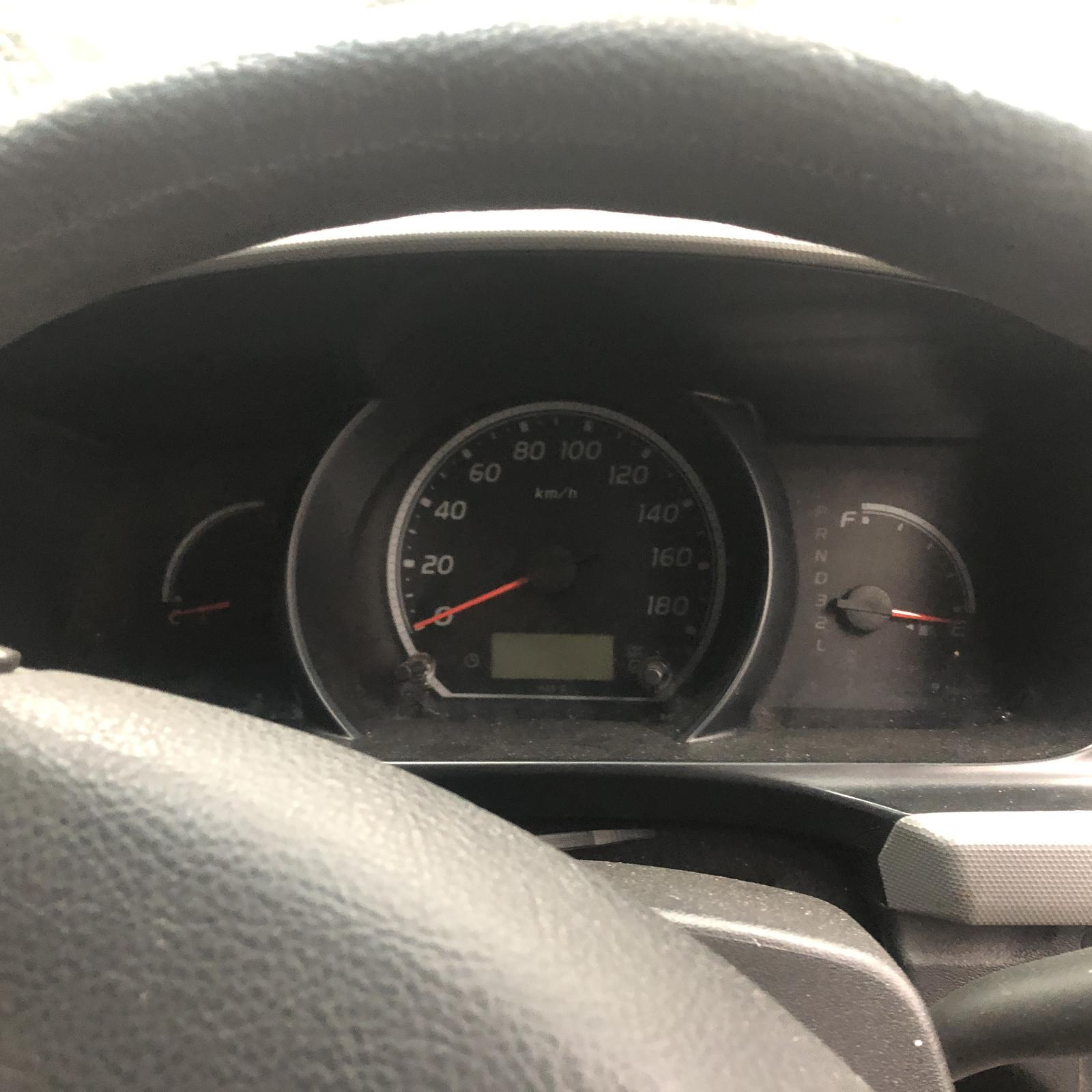 TOYOTA HIACE, Instrument Cluster, DIESEL, AUTO T/M TYPE, KDH, 03/05-01/14