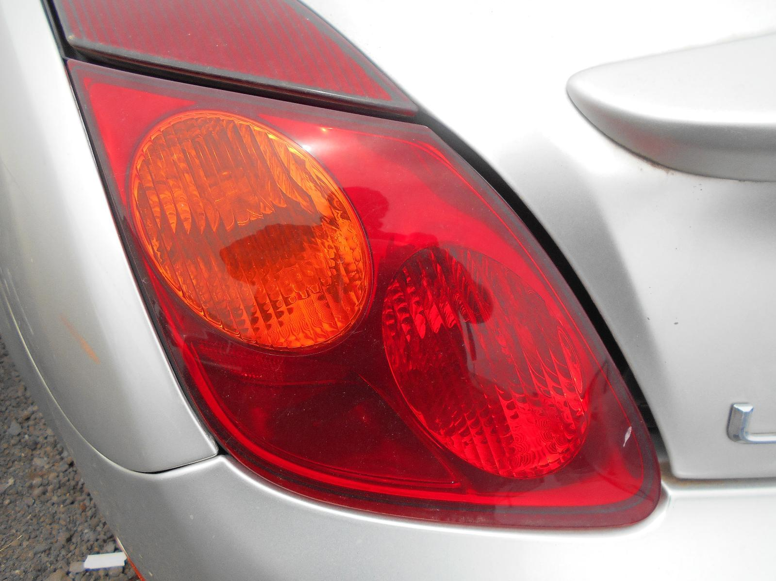 LEXUS SC430, Left Taillight, UZZ40R, 10/01-08/05