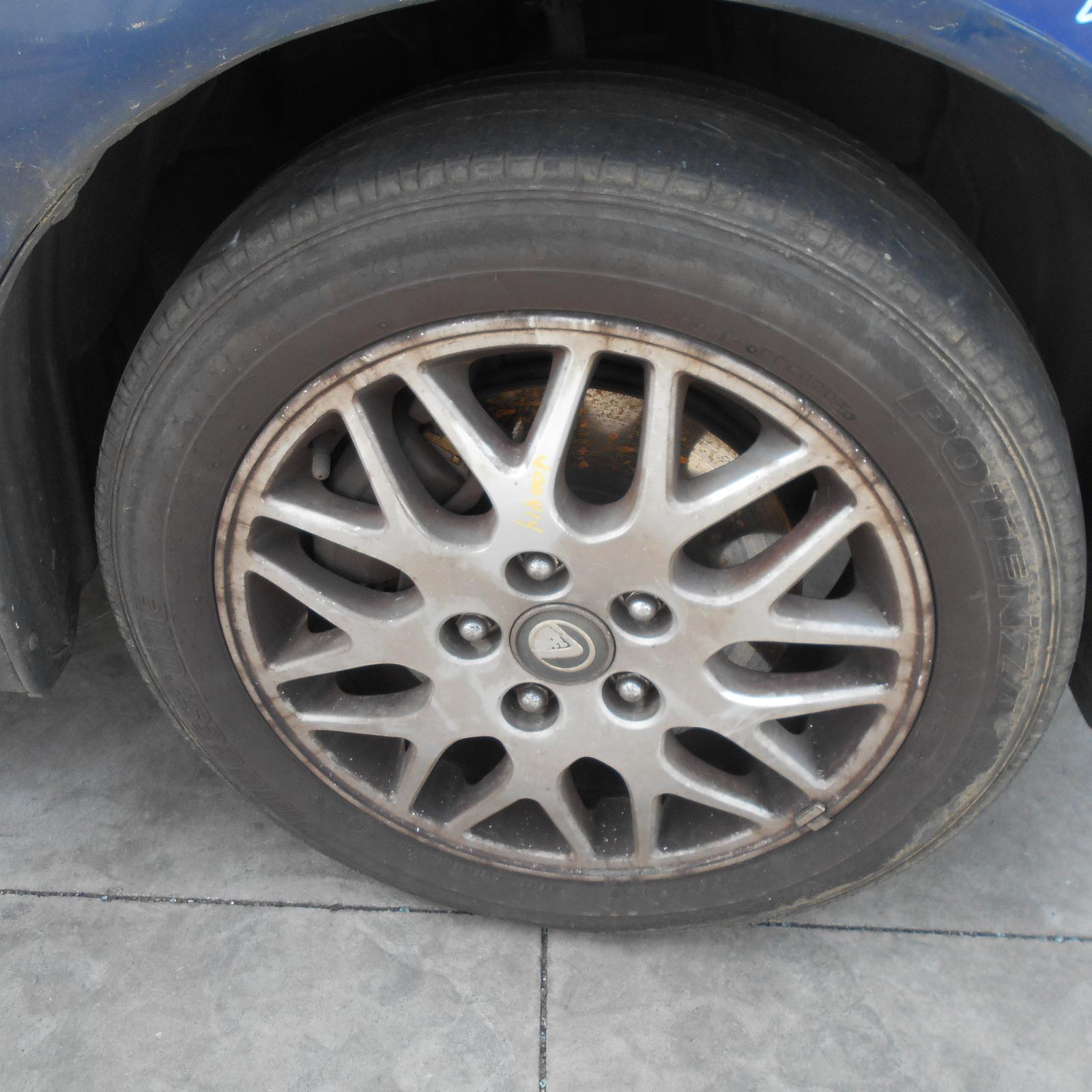 LEXUS IS200/IS300, Wheel Mag, IS200, FACTORY, 16X6.5IN, 01/98-10/05