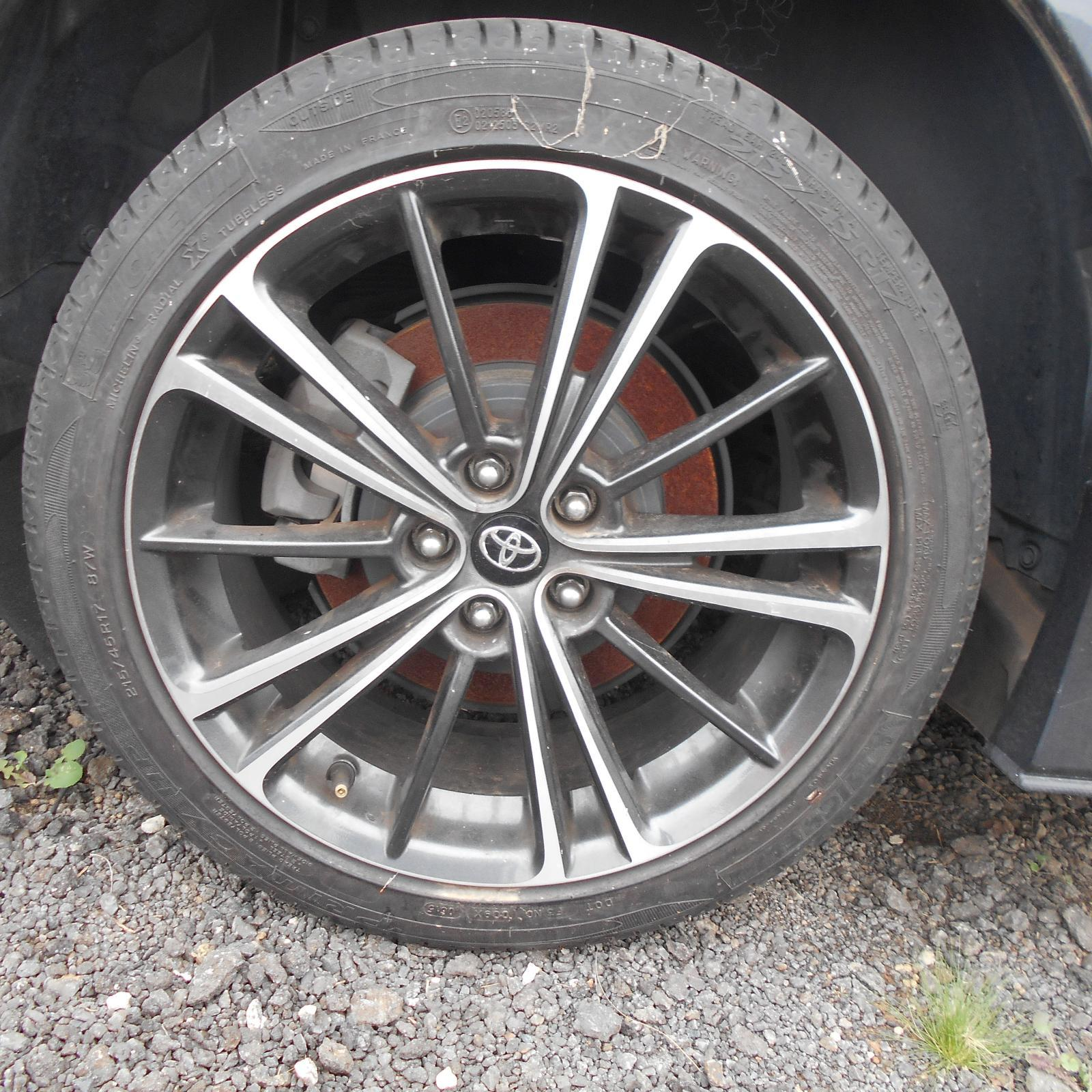 TOYOTA 86, Wheel Mag, FACTORY, 17X7IN, GTS, ZN6, 06/12-