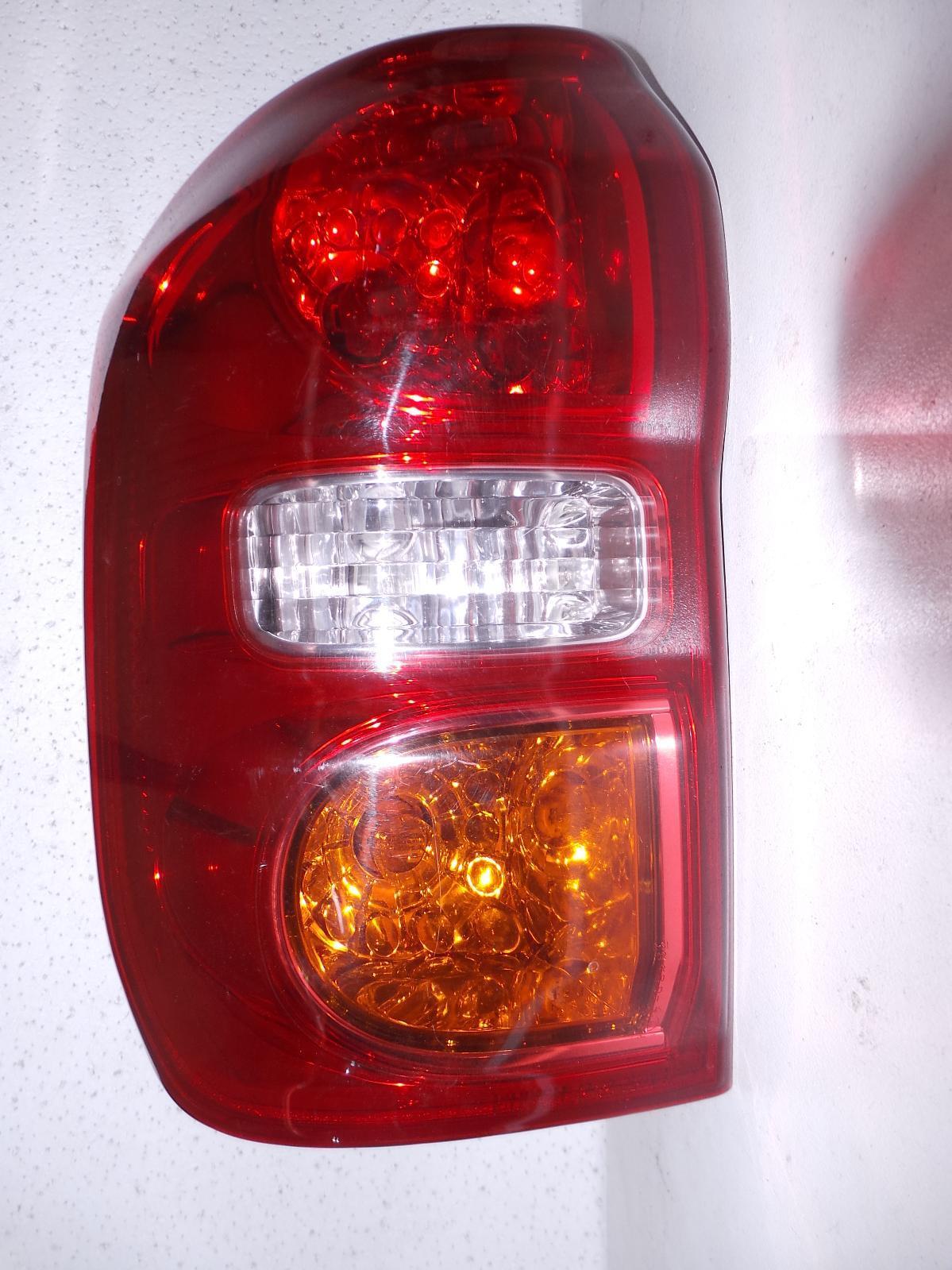 TOYOTA RAV4, Left Taillight, ACA2#R, 07/03-10/05