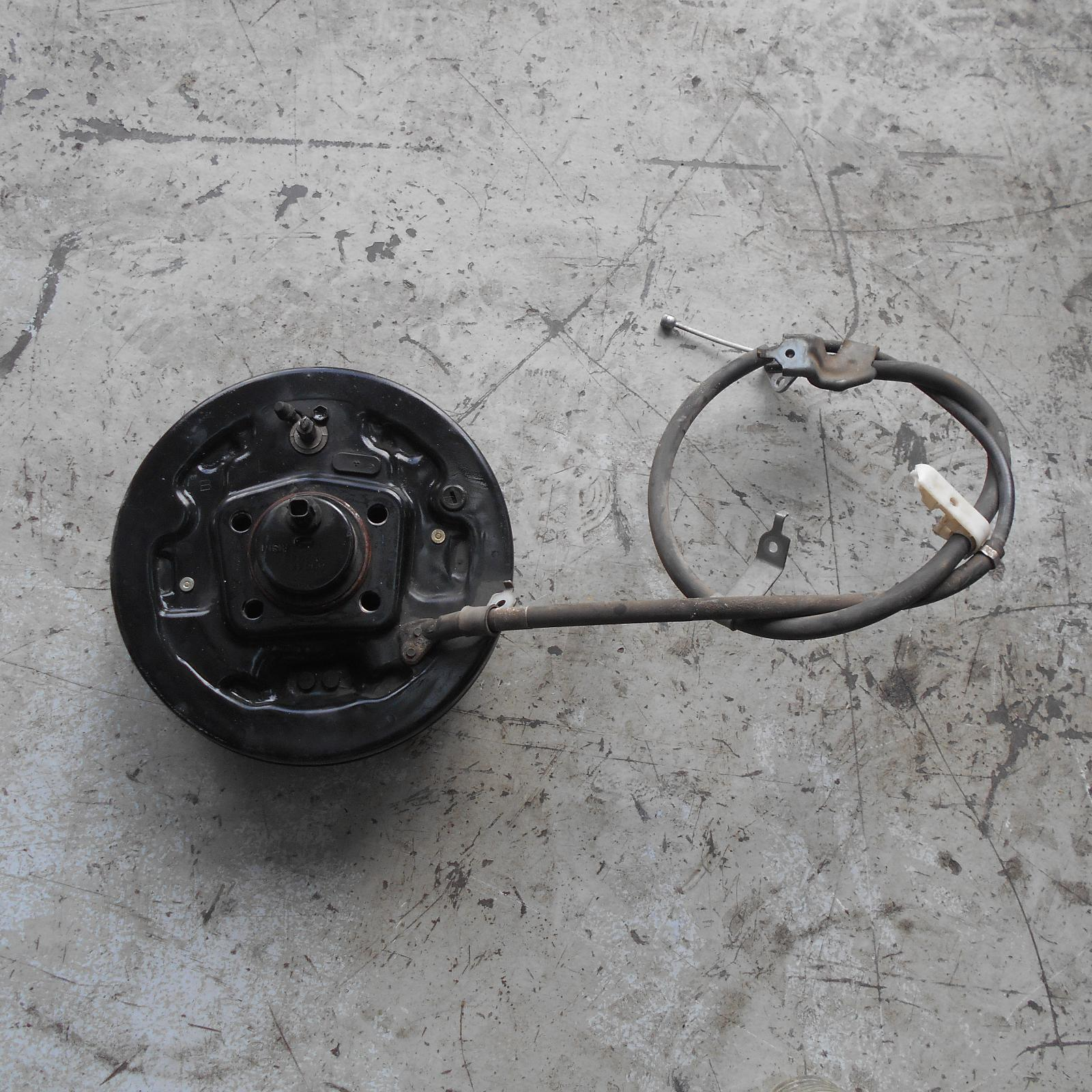 TOYOTA YARIS, Left Rear Hub Assembly, NCP9#-NCP13#, 10/05-