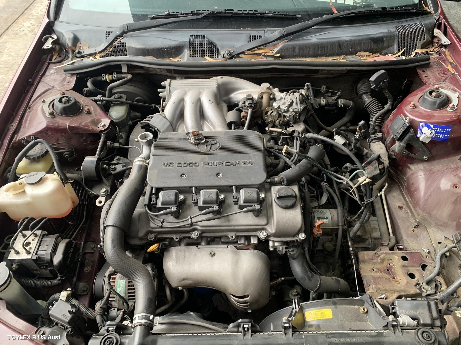 TOYOTA CAMRY, Engine, PETROL, 3.0 V6, 1MZ, SK20, 08/97-08/02