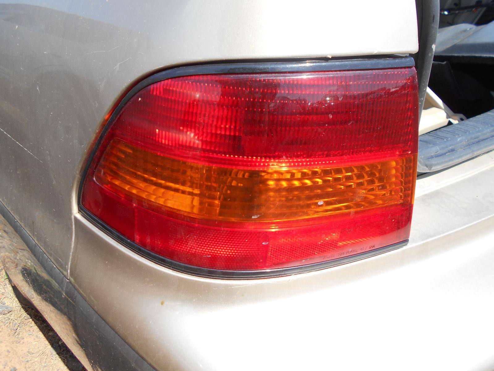 LEXUS ES300 (92-05), Left Taillight, MCV20, ORANGE FLASHER, LENS# 220-76476, 10/96-08/99