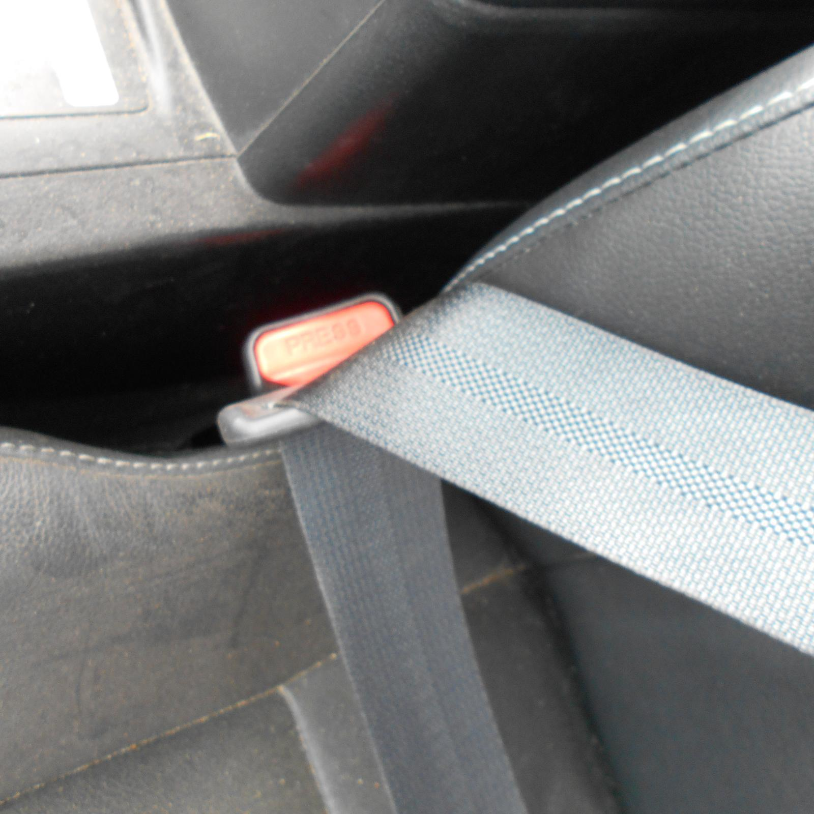 TOYOTA CAMRY, Seatbelt/Stalk, LH FRONT, SEAT BELT ONLY, ASV50/AVV50, 12/11-10/17