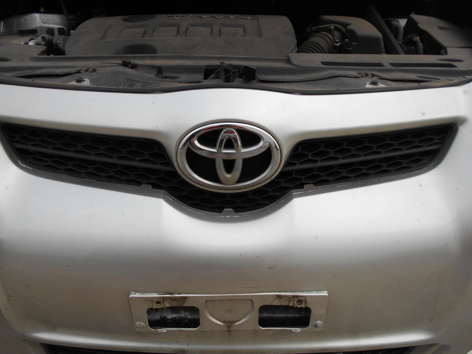 TOYOTA COROLLA, Grille, RADIATOR GRILLE, ZRE152R, HATCH, 03/07-10/09