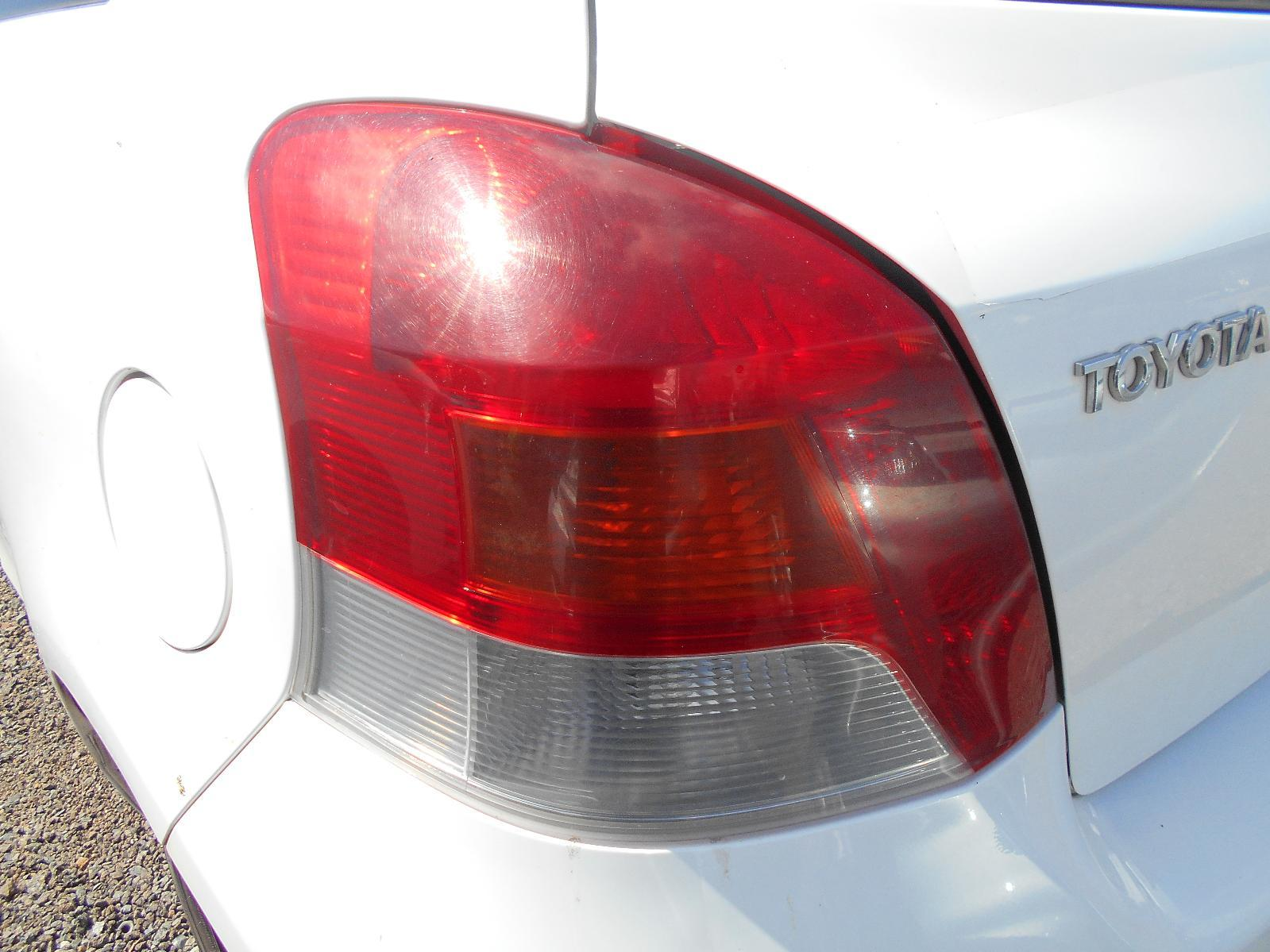 TOYOTA YARIS, Left Taillight, NCP9#, HATCH, LED, UPPER TYPE, LENS# 52-187, 08/08-10/11