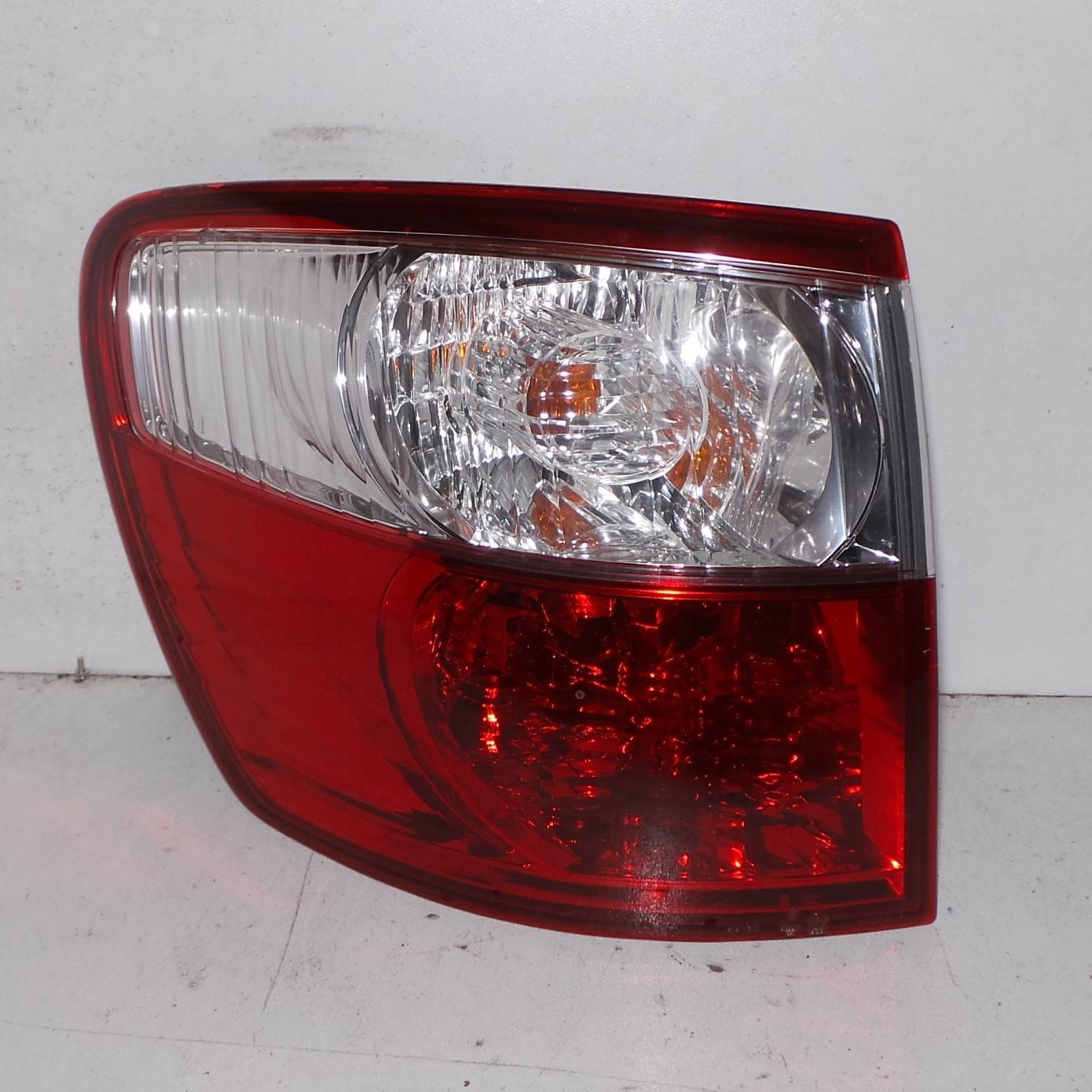 TOYOTA AVENSIS, Left Taillight, ACM21R, 12/03-12/10