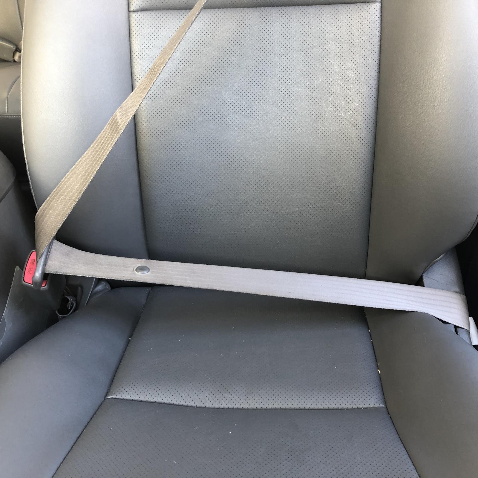 TOYOTA HILUX, Seatbelt/Stalk, LH FRONT, SEAT BELT ONLY, DUAL CAB, 07/11-08/15