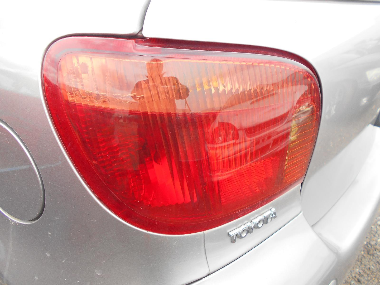 TOYOTA ECHO, Left Taillight, NCP#, HATCH, LENS# 52-049, 10/02-09/05