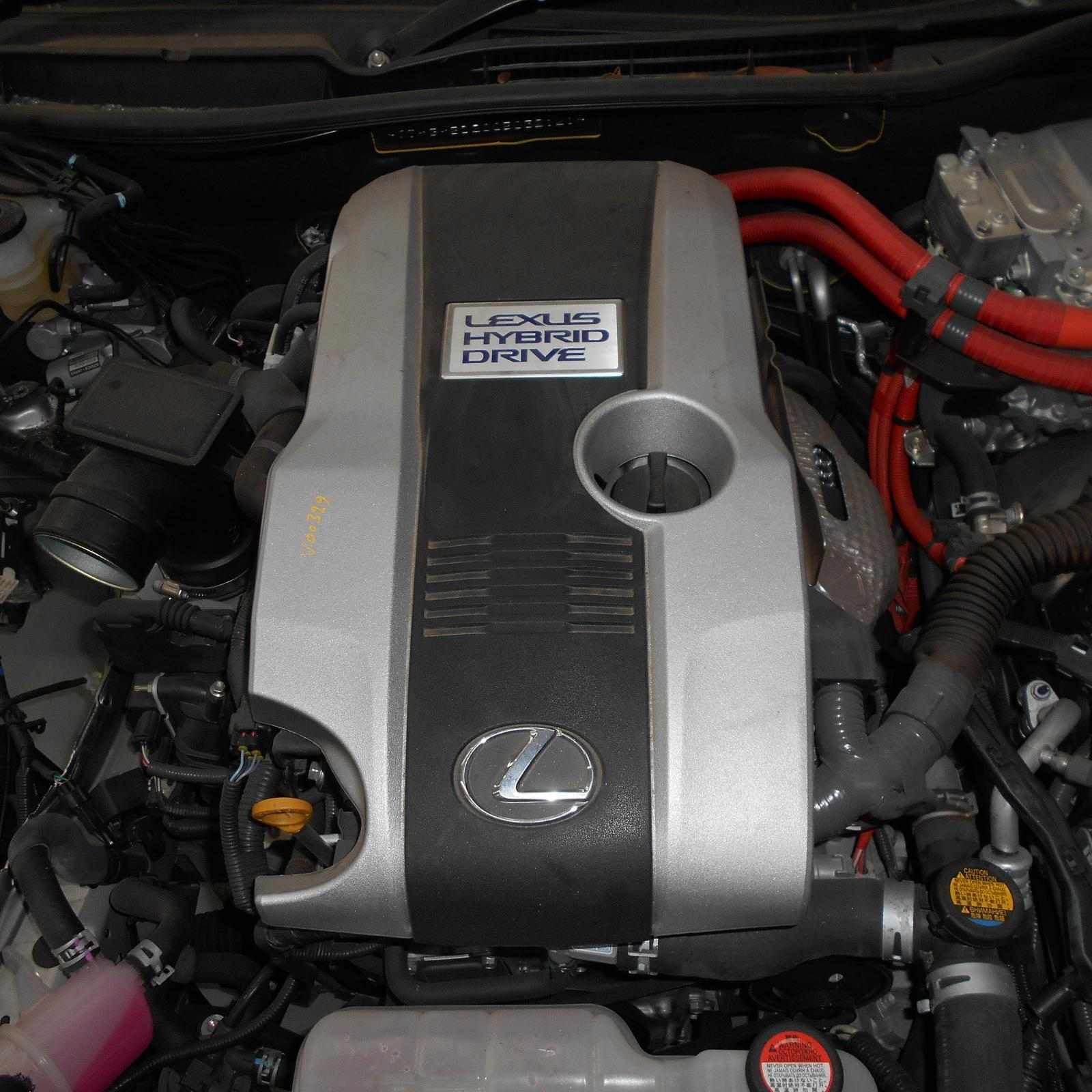 LEXUS IS, Engine, IS300h, PETROL, 2.5, 2AR-FSE, XE30, 07/13-