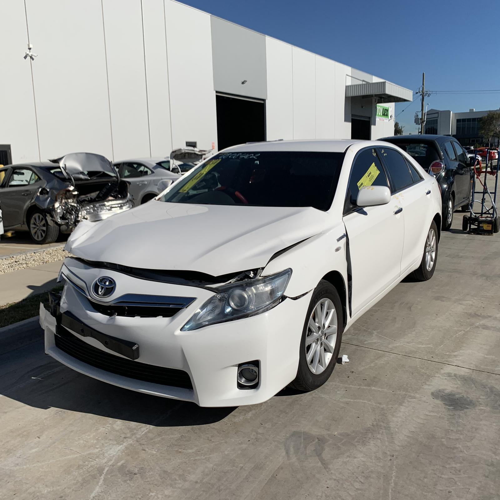 Toyota CAMRY HYBRID AHV40R 2AZ-FXE 2.4L Engine Automatic FWD Transmission 12/09 - 11/11