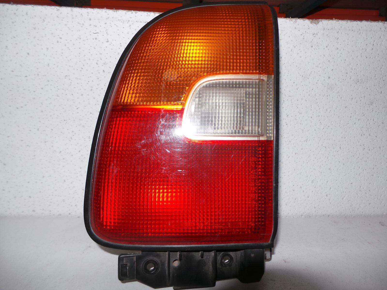 TOYOTA RAV4, Left Taillight, SXA1#R, LENS# 42-3, 07/94-10/97
