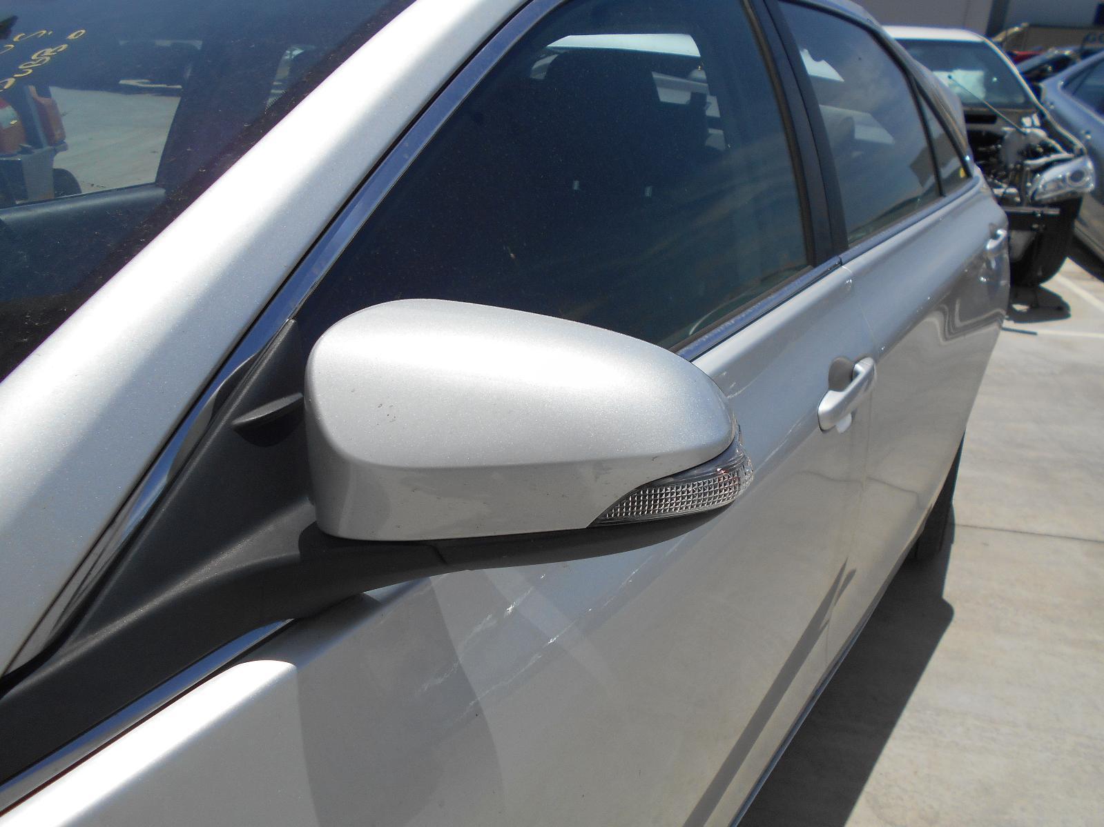 TOYOTA CAMRY, Left Door Mirror, ACV50, ALTISE/ATARA S/SX, NON AUTO DIPPING TYPE, 05/15-10/17