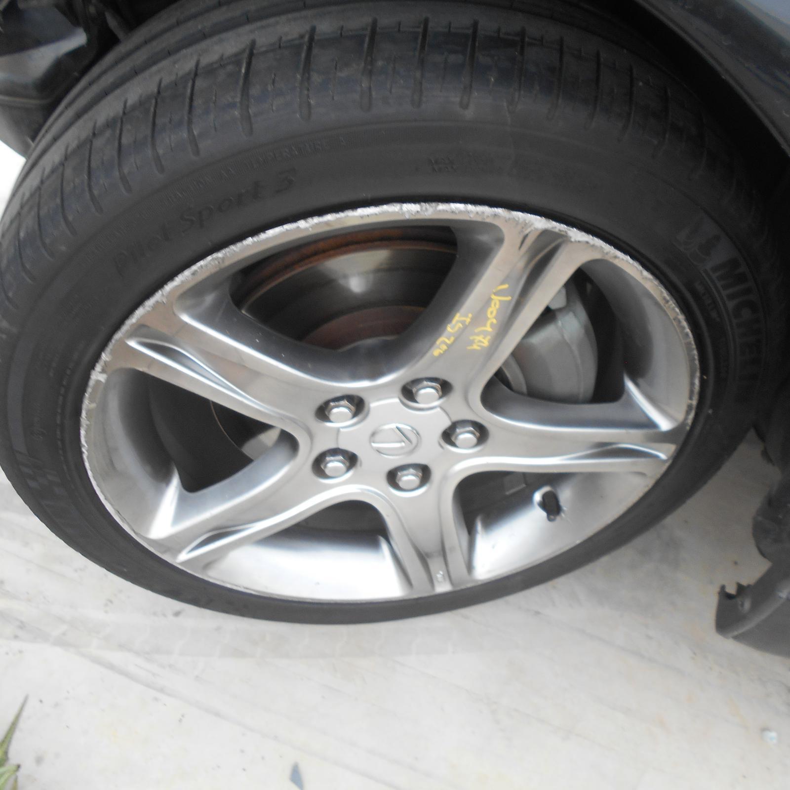 LEXUS IS200/IS300, Wheel Mag, IS200/IS300, FACTORY, 17X7.0IN, 01/98-10/05