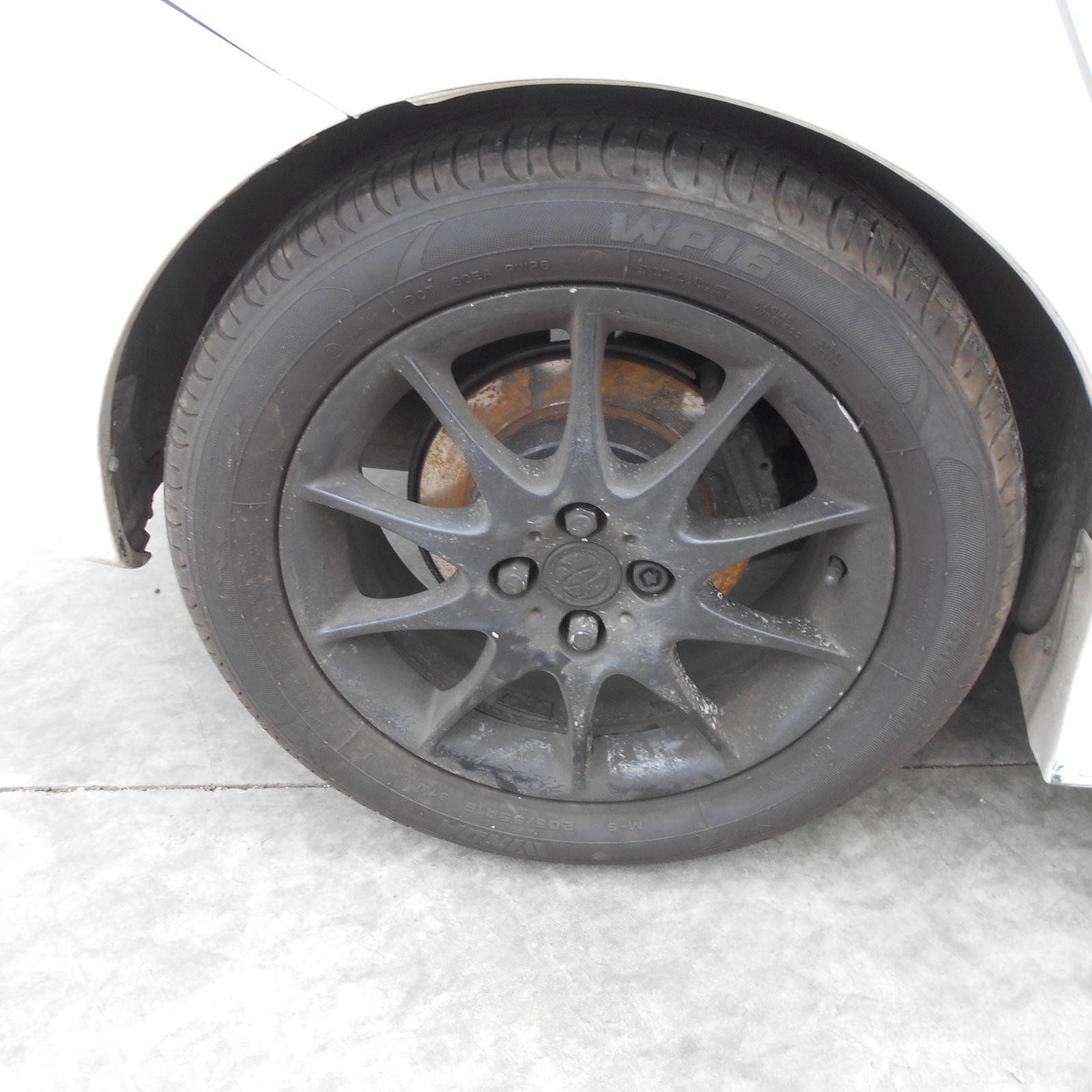 TOYOTA COROLLA, Wheel Mag, FACTORY, 16X6.0IN, ZZE122, SPORTIVO, 12/01-06/07