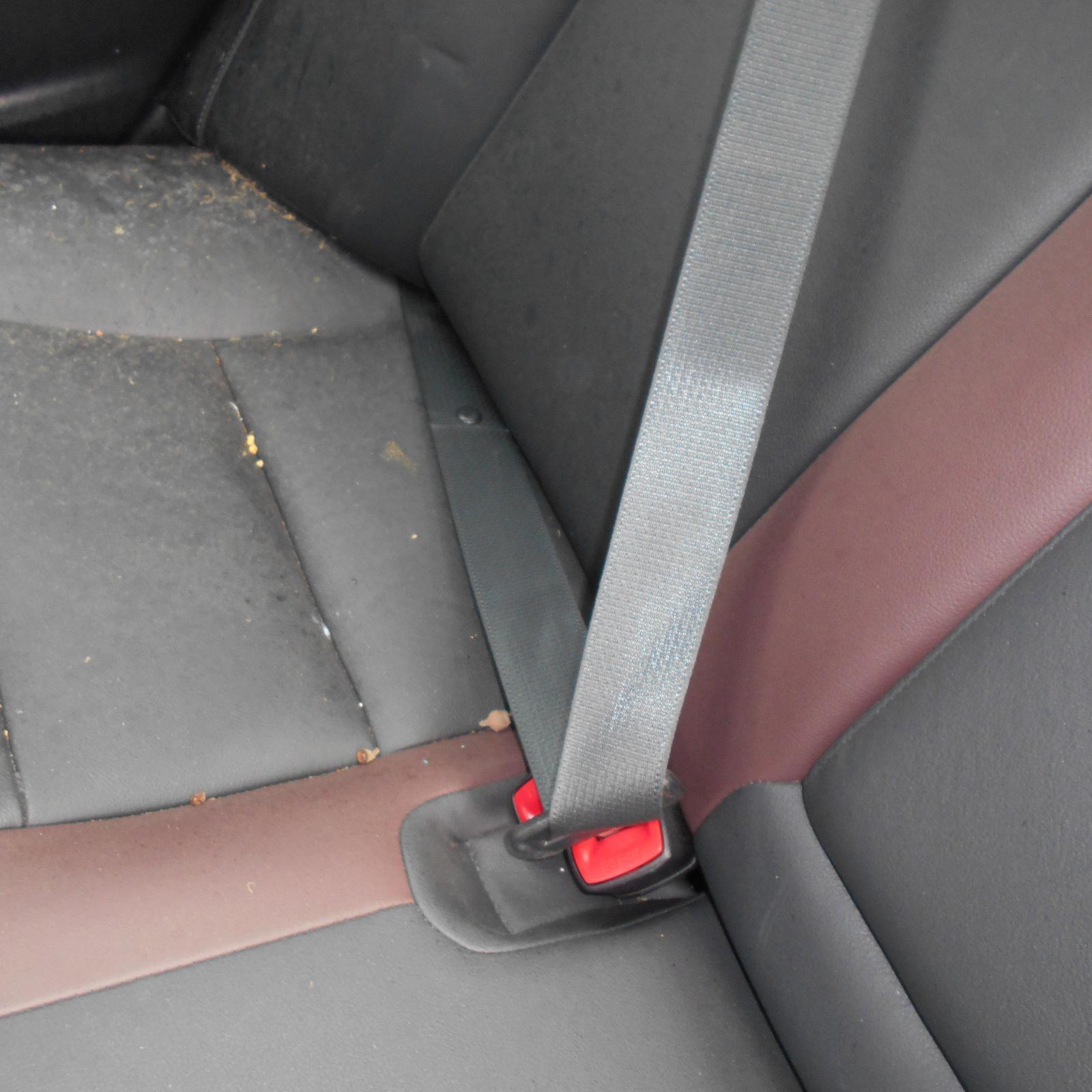 TOYOTA AURION, Seatbelt/Stalk, RH REAR, SEAT BELT ONLY, GSV50R, 04/12-08/17