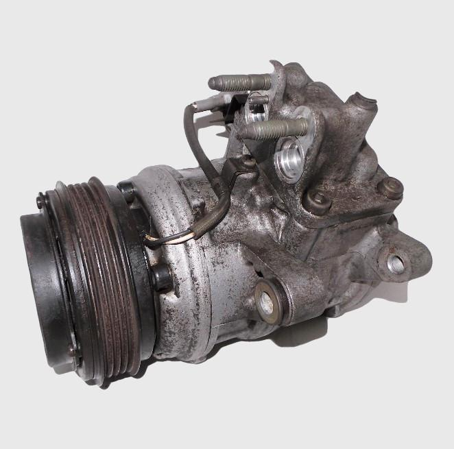 TOYOTA TARAGO, A/C Compressor, TCR10 ND 10PA17E (R12) 09/90-05/00