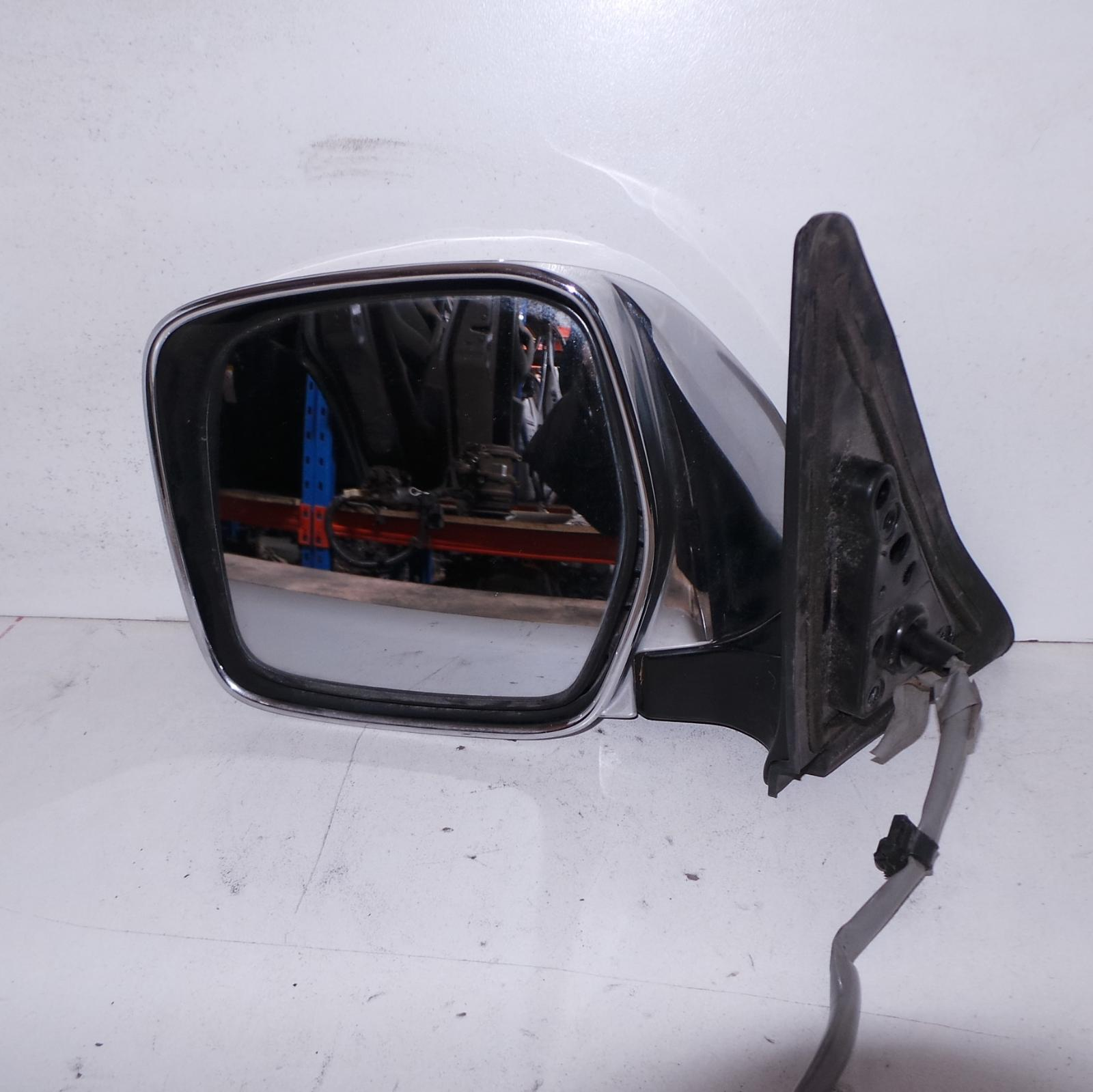 TOYOTA HILUX, Right Door Mirror, MANUAL, BLACK, SR/WORKMATE, 03/05-08/15