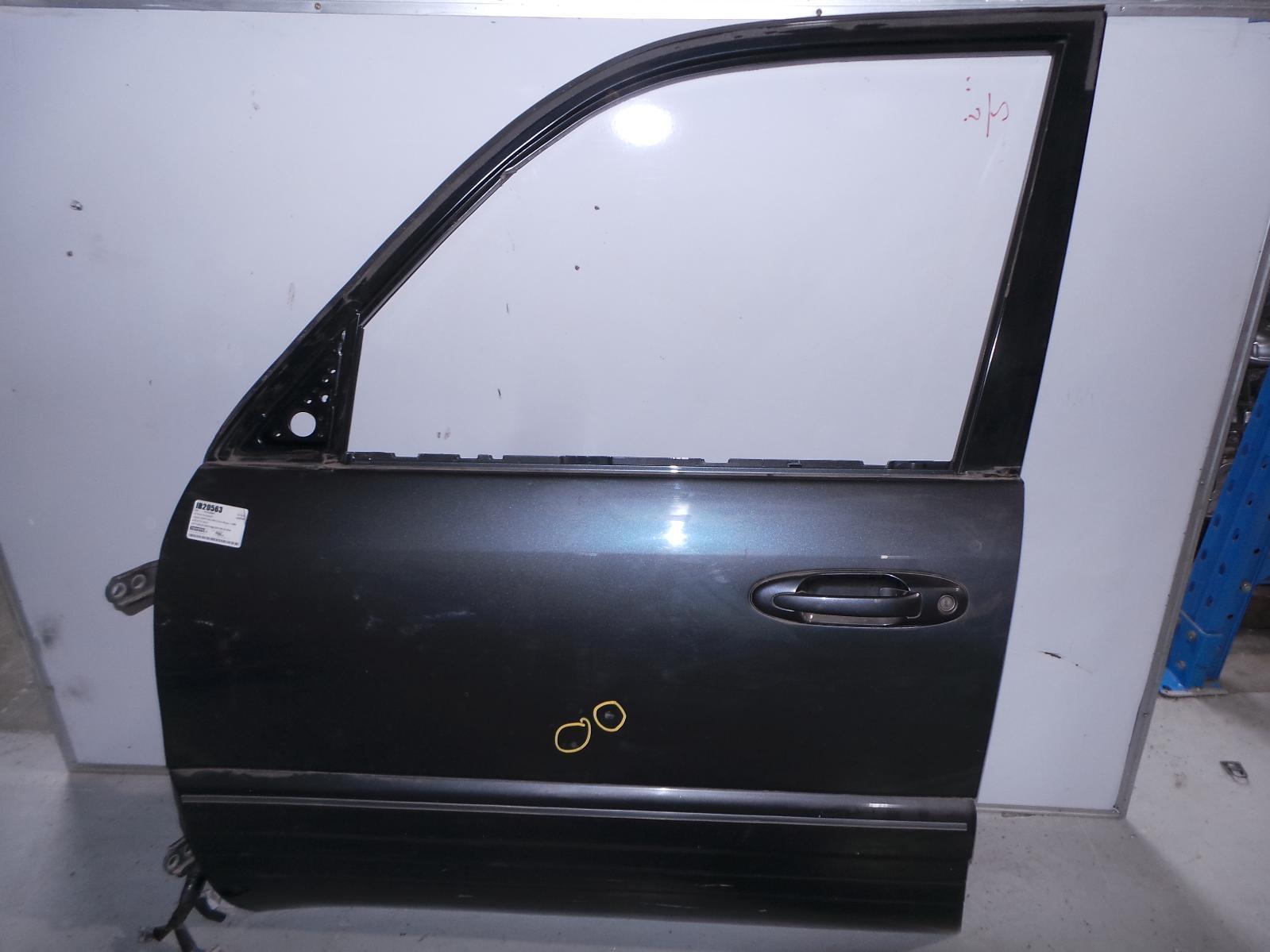 LEXUS LX470, Left Front Door, UZJ100R, 05/98-12/07