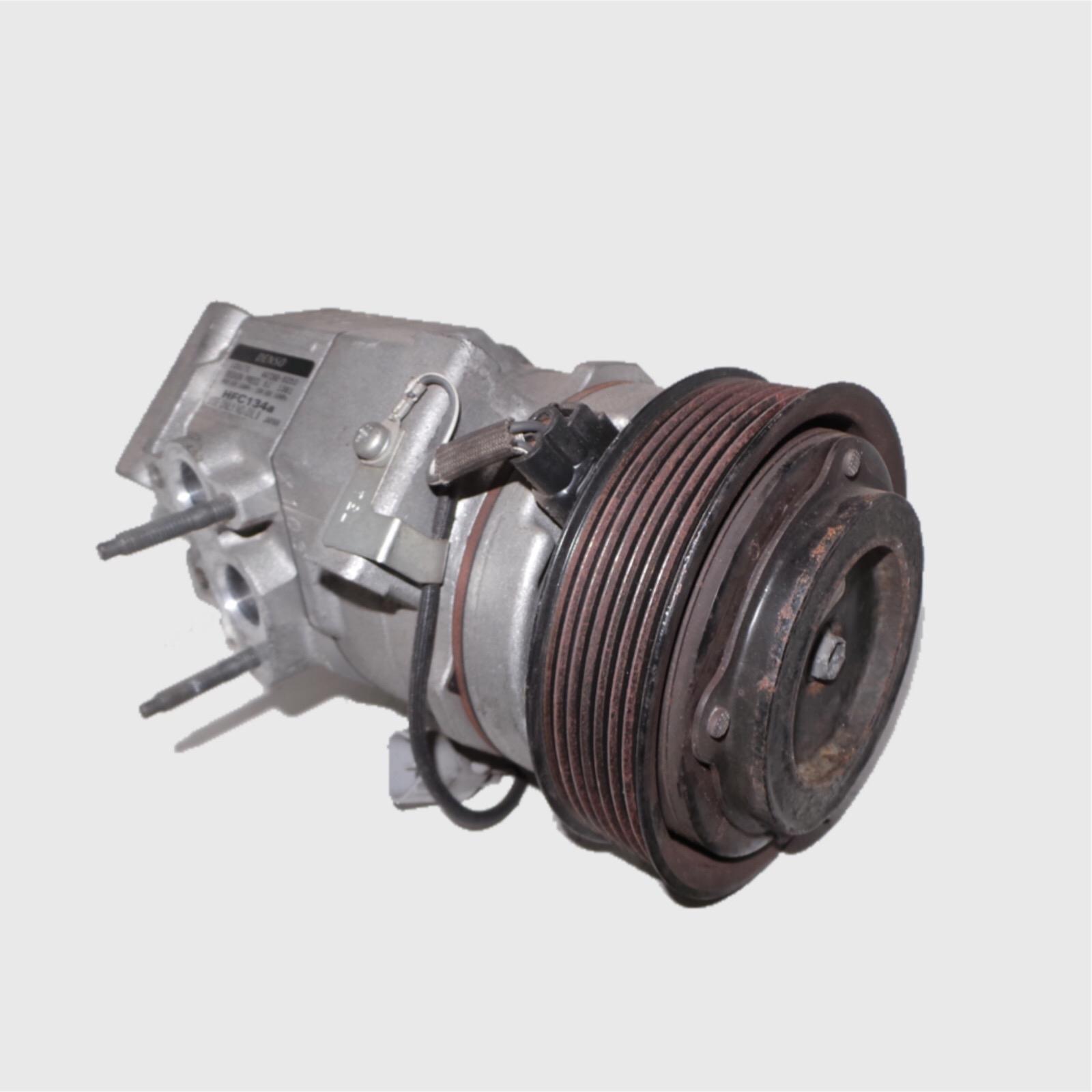 TOYOTA PRADO, A/C Compressor, 120 SERIES, 3.0, 1KD-FTV, DIESEL, TURBO, 11/06-10/09