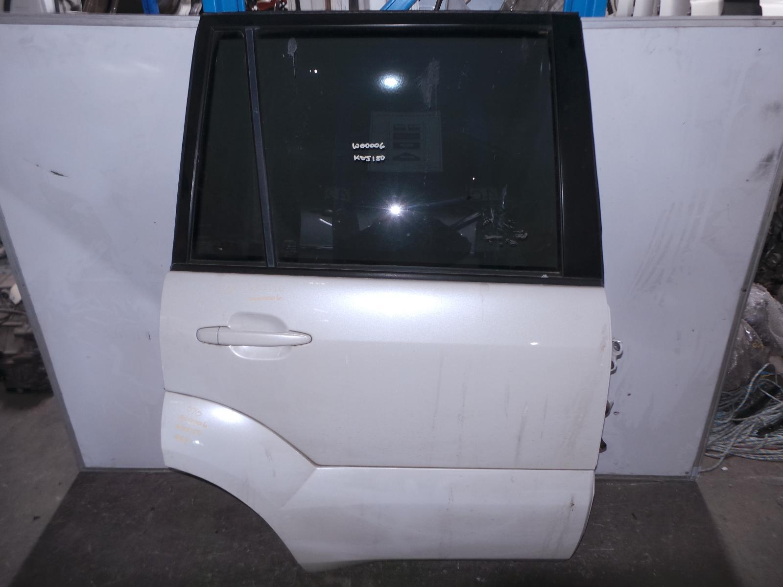 TOYOTA PRADO, RIGHT_REAR_DOOR_SLIDING, 120 SERIES, W/ FLARE TYPE, 02/03-10/09