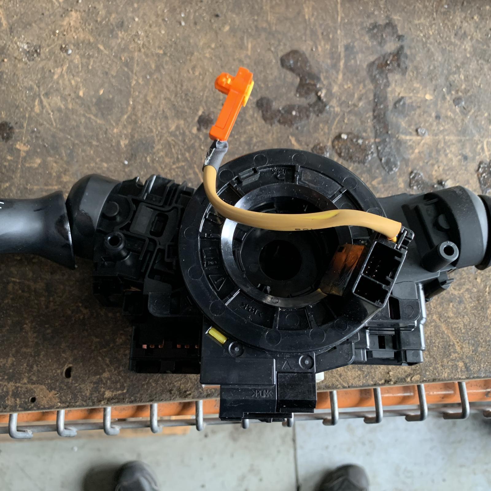TOYOTA COROLLA, Airbag Module/Sensor, CLOCKSPRING, ZRE152/153R, W/ STEERING WHEEL CONTROL TYPE, 03/07-10/13