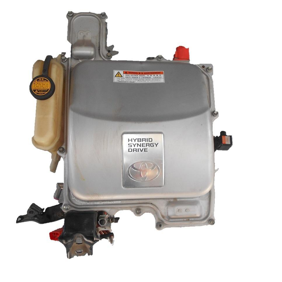 TOYOTA PRIUS, Battery, NHW20R, BATTERY INVERTER (ENGINE BAY), 10/03-04/09