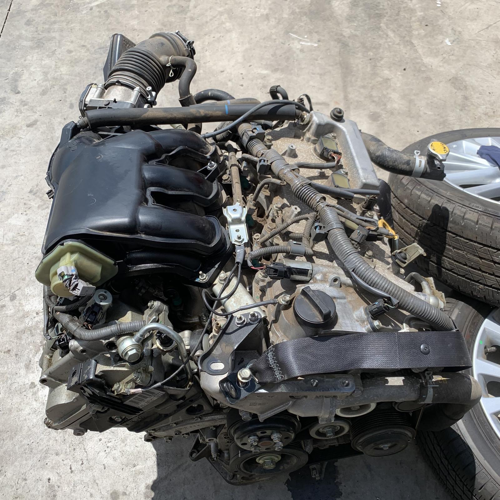 TOYOTA AURION, Engine, 3.5, 2GR-FE, GSV40R-GSV50R, 10/06-08/17
