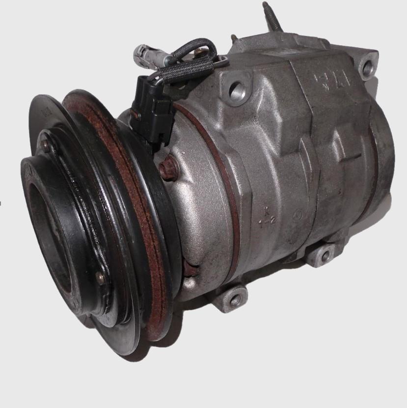 TOYOTA PRADO, A/C Compressor, 120 SERIES, 3 0, 1KZ-TE, DIESEL, 10S17C,  02/03-10/06