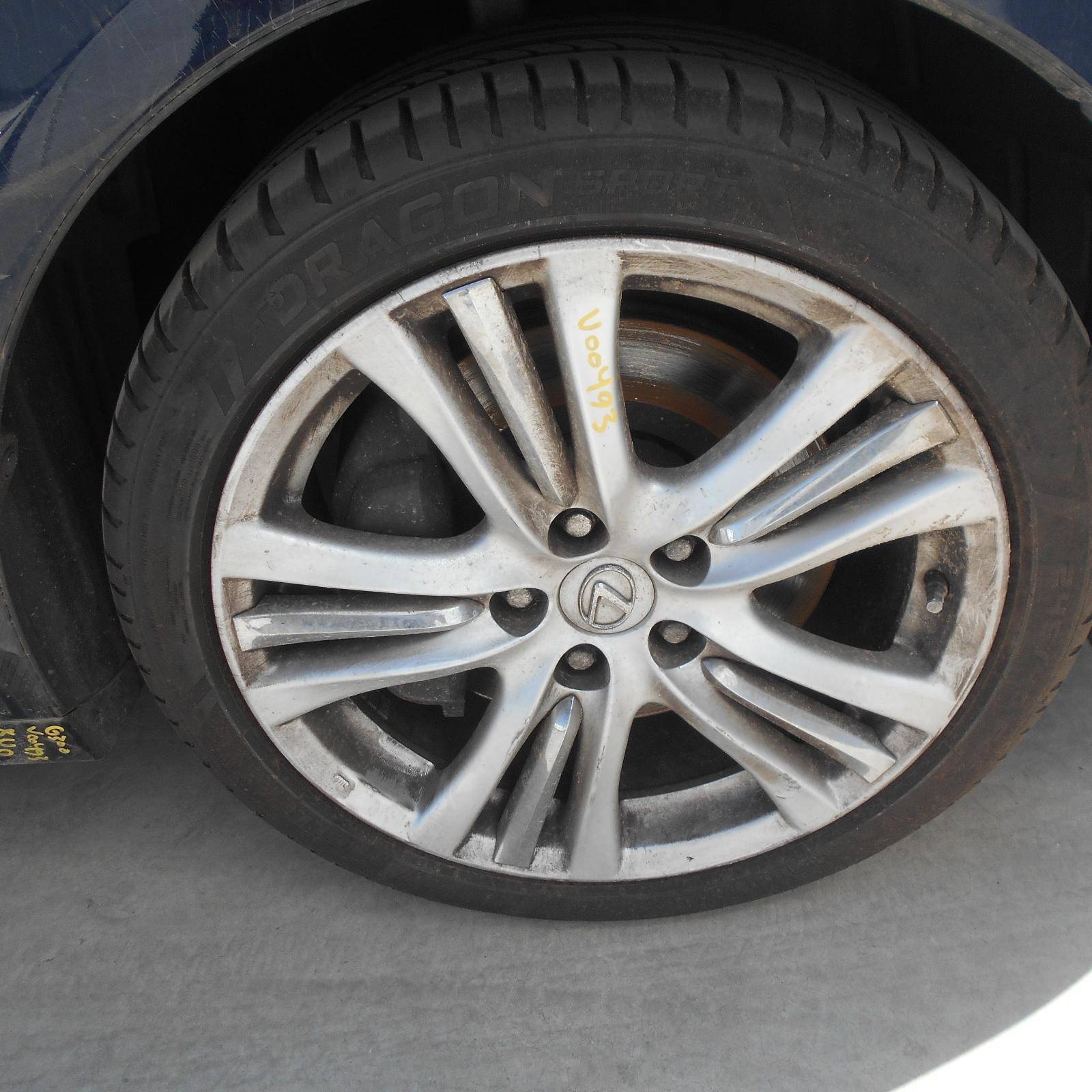 LEXUS GS, Wheel Mag, 190 SERIES, 03/05-12/11