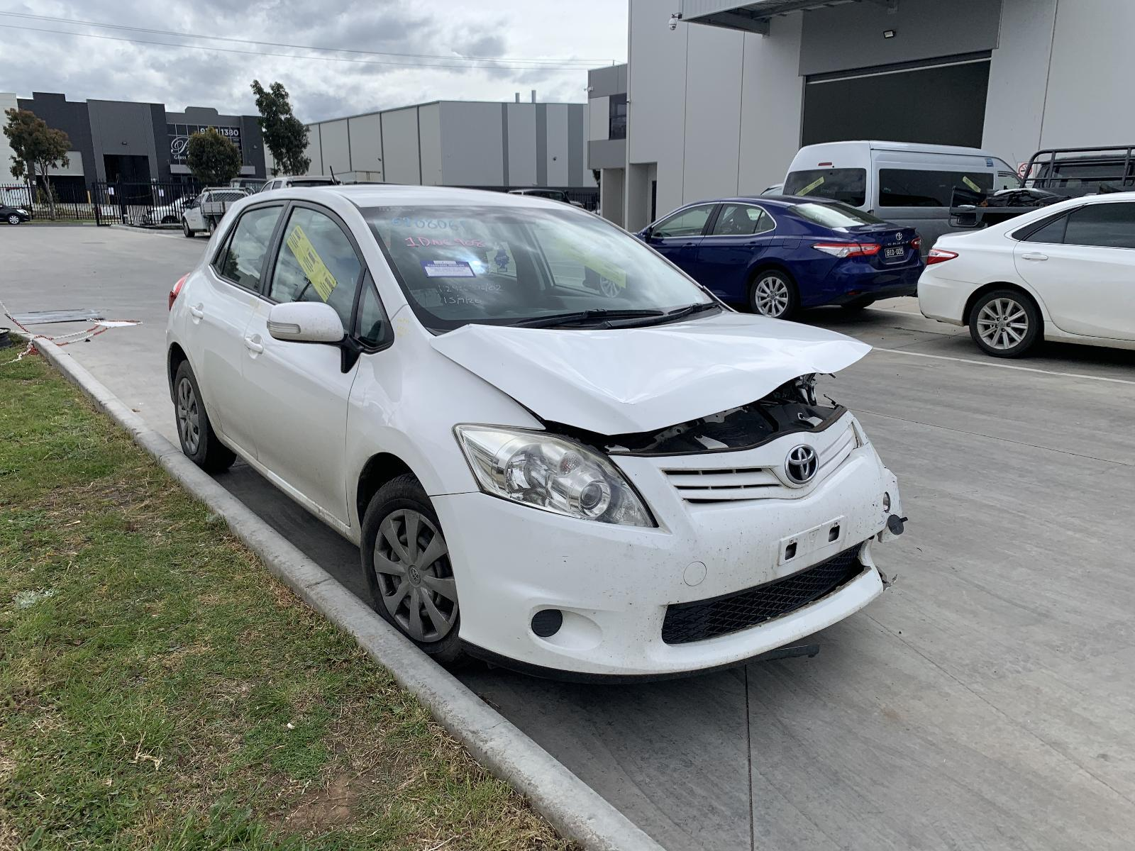 Toyota Corolla ZRE152 Ascent 2ZR-FE 1.8L Engine Automatic FWD Transmission 03/07 - 09/12