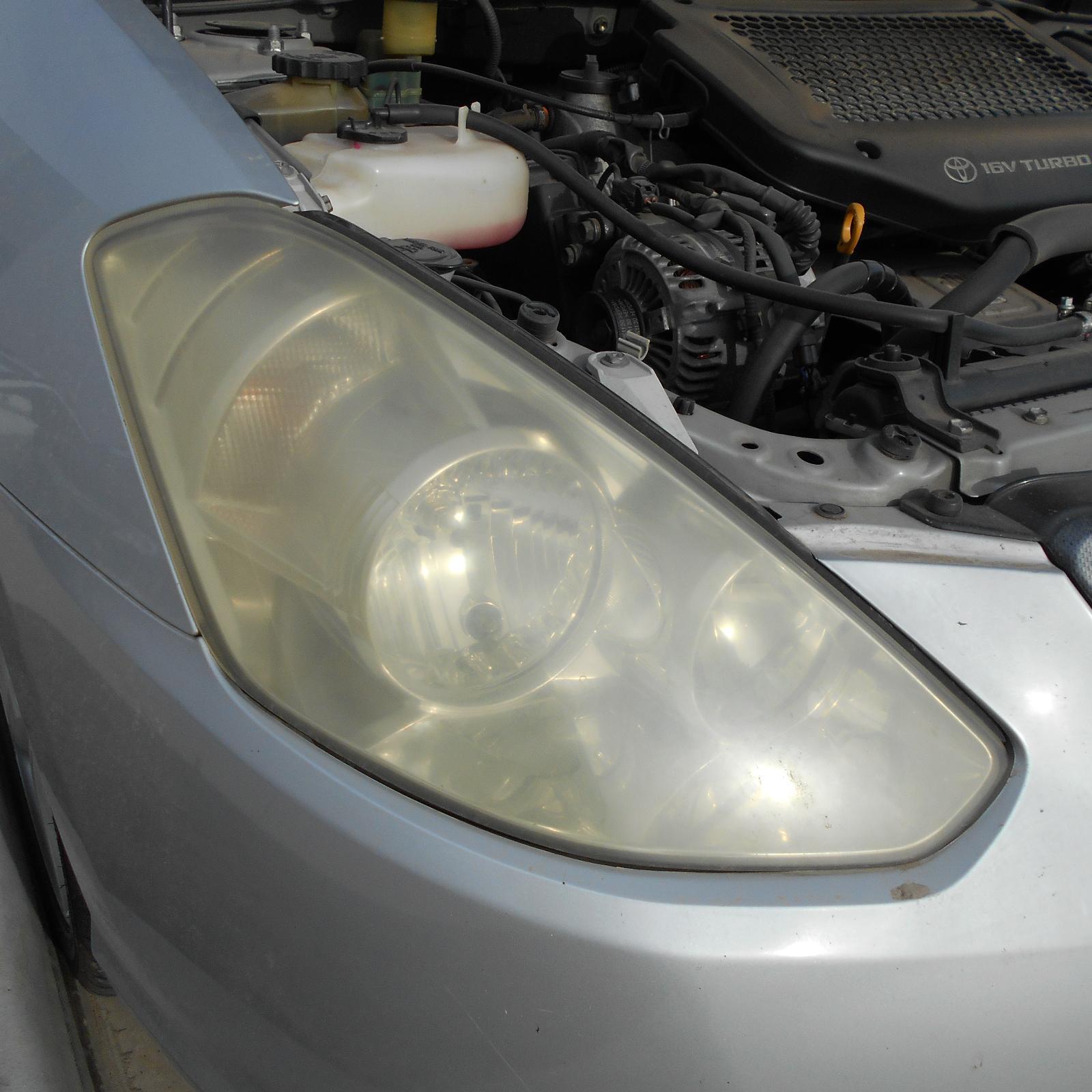 TOYOTA CALDINA, Right Headlamp, T240 02-07 (IMPORT)